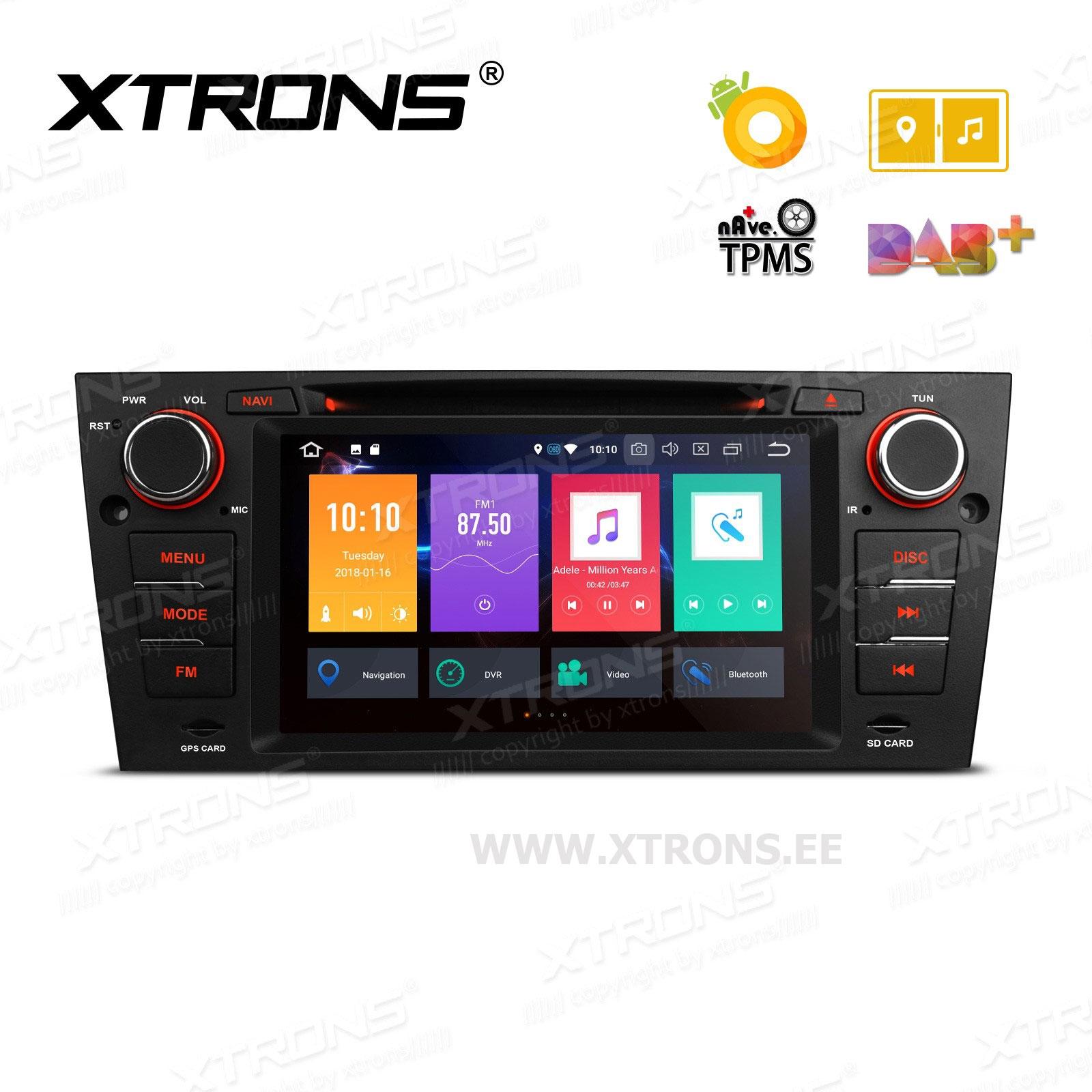 XTRONS PB7890BP