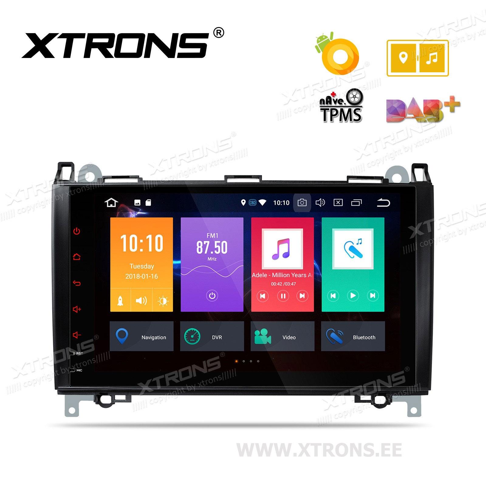 XTRONS PE98M245PL