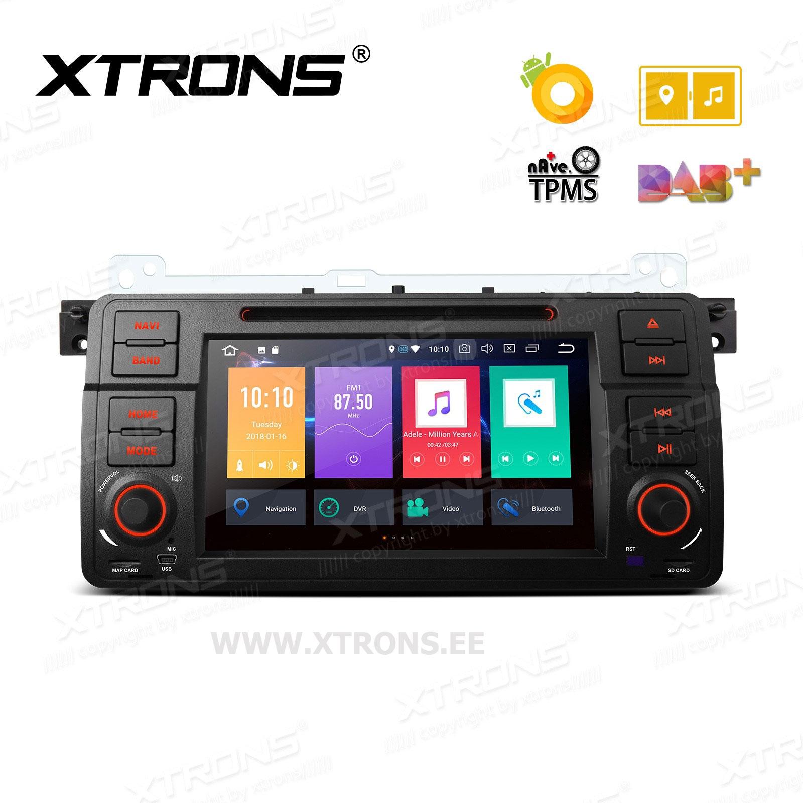 XTRONS PB7846BP