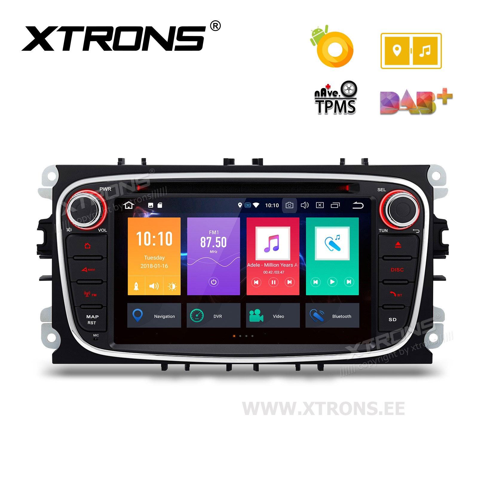 XTRONS PB78FSFP-B