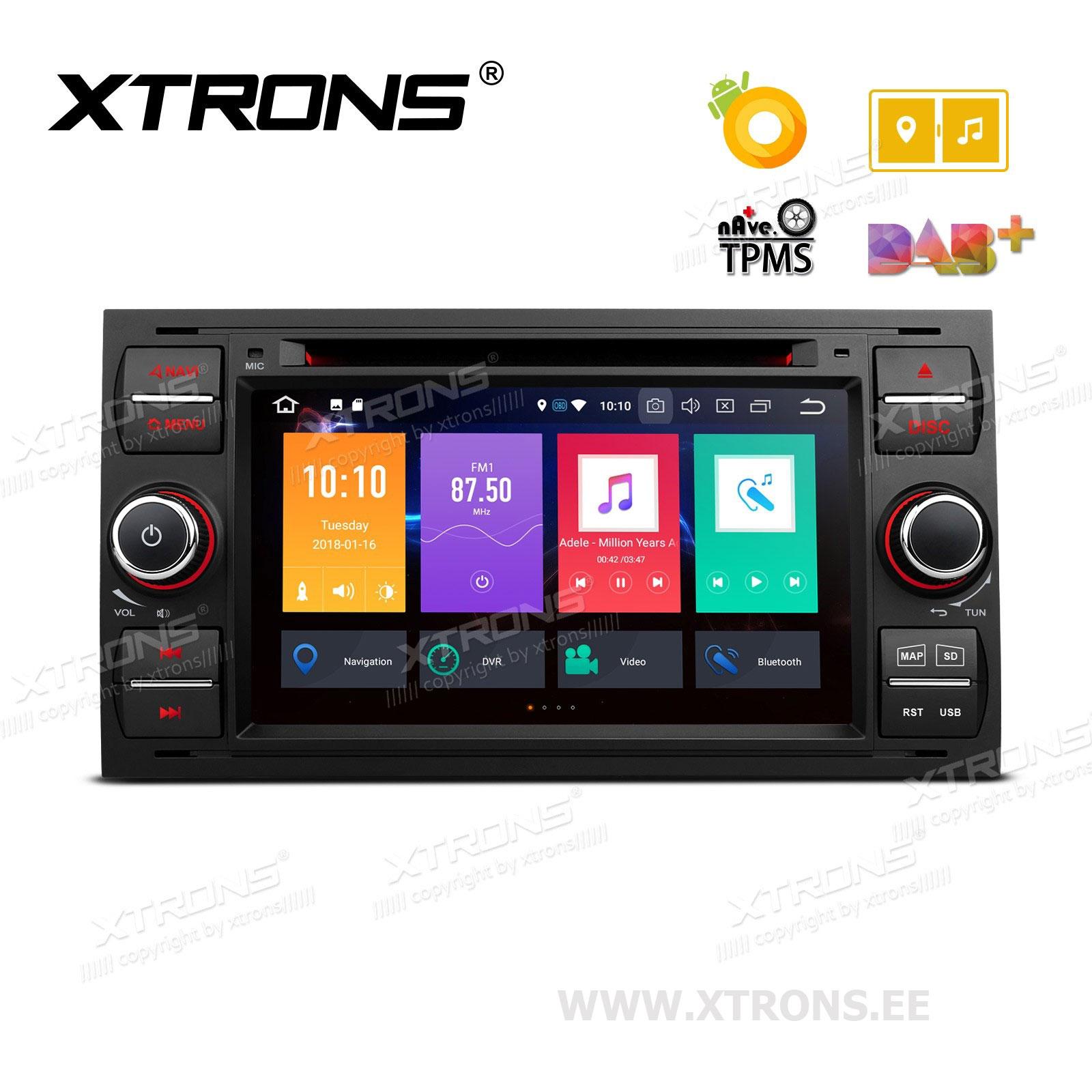 XTRONS PB78QSFP-B