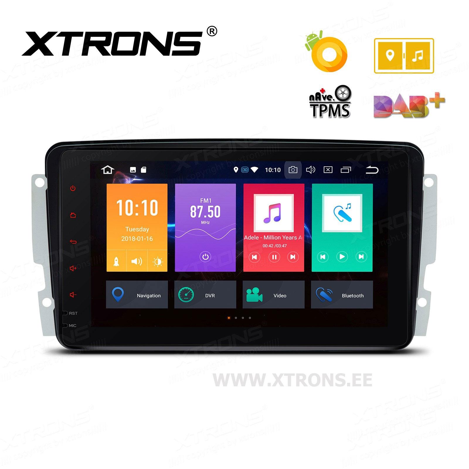 XTRONS PE88M203PL