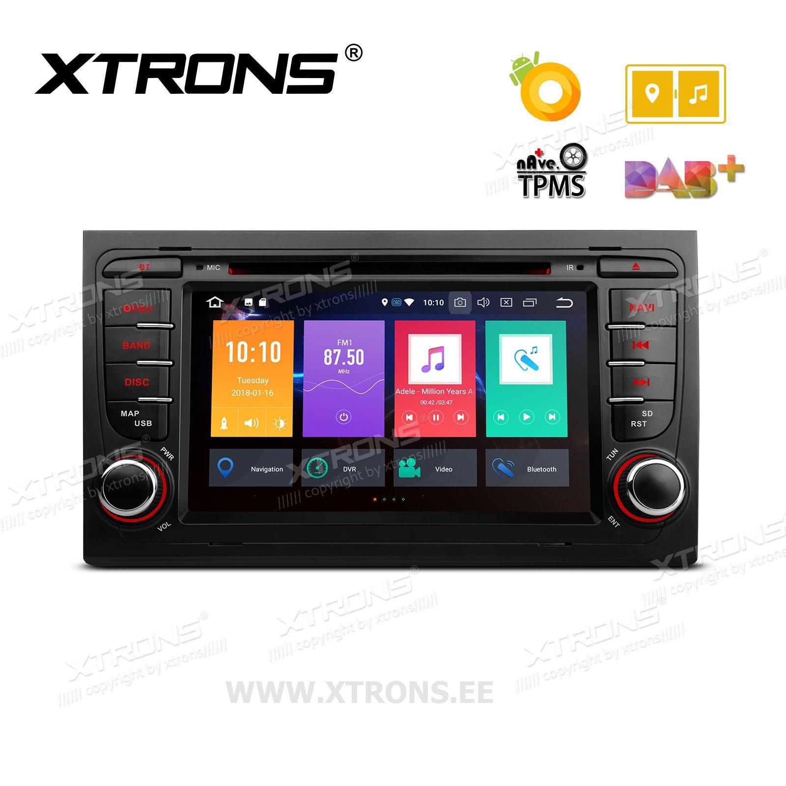 XTRONS PB78AA4P
