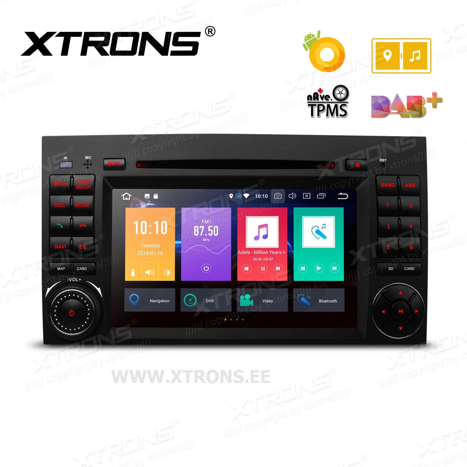 XTRONS PB78M245P