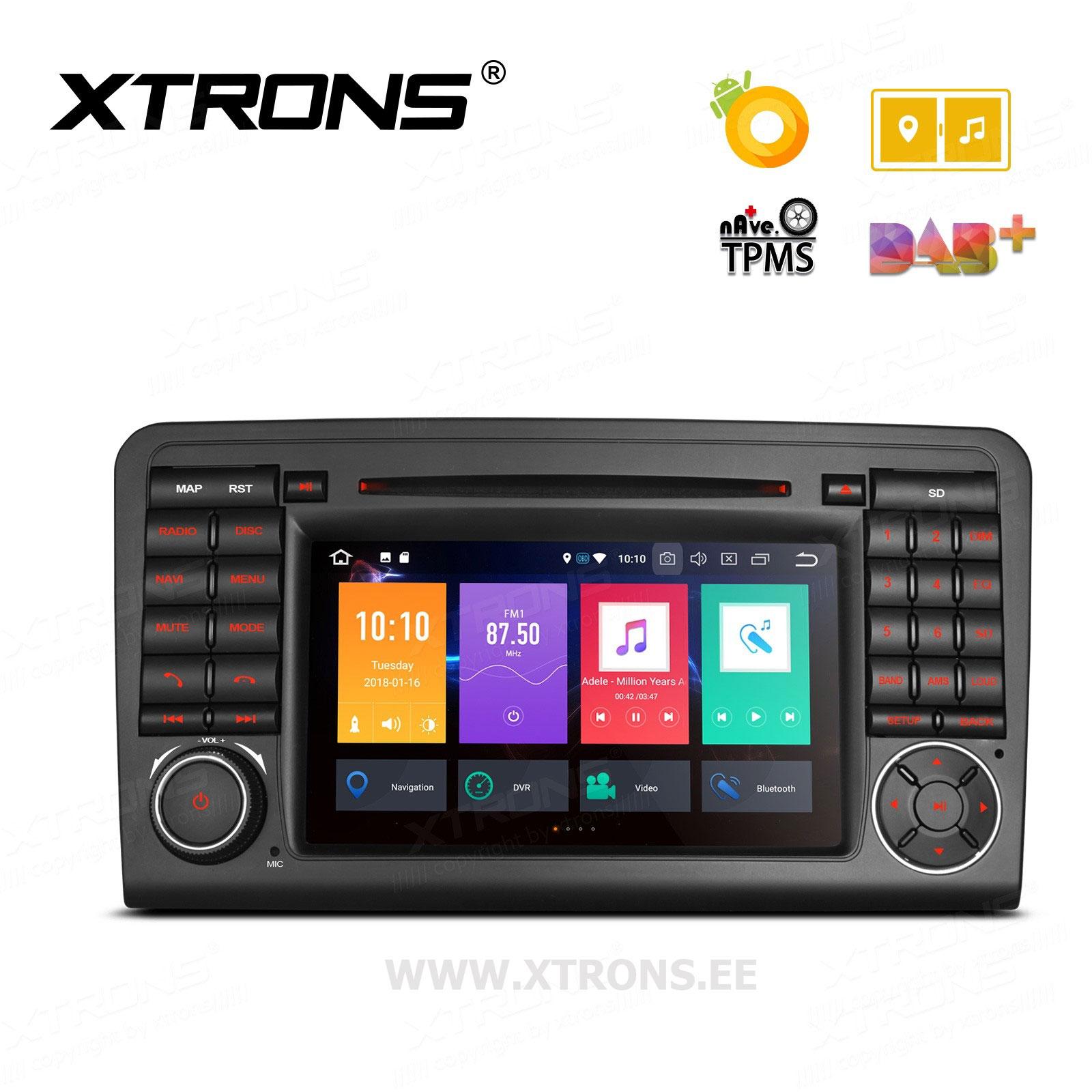 XTRONS PB78M164P