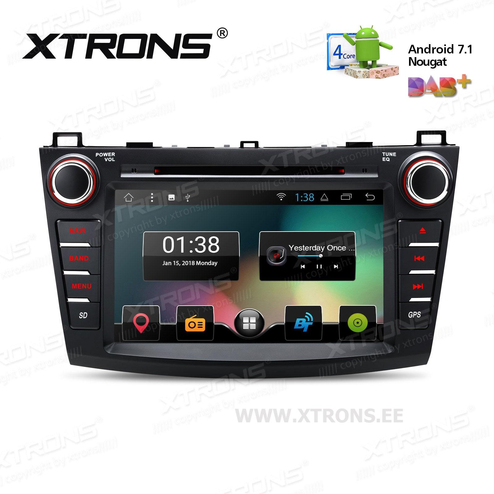 XTRONS PCD87M3M