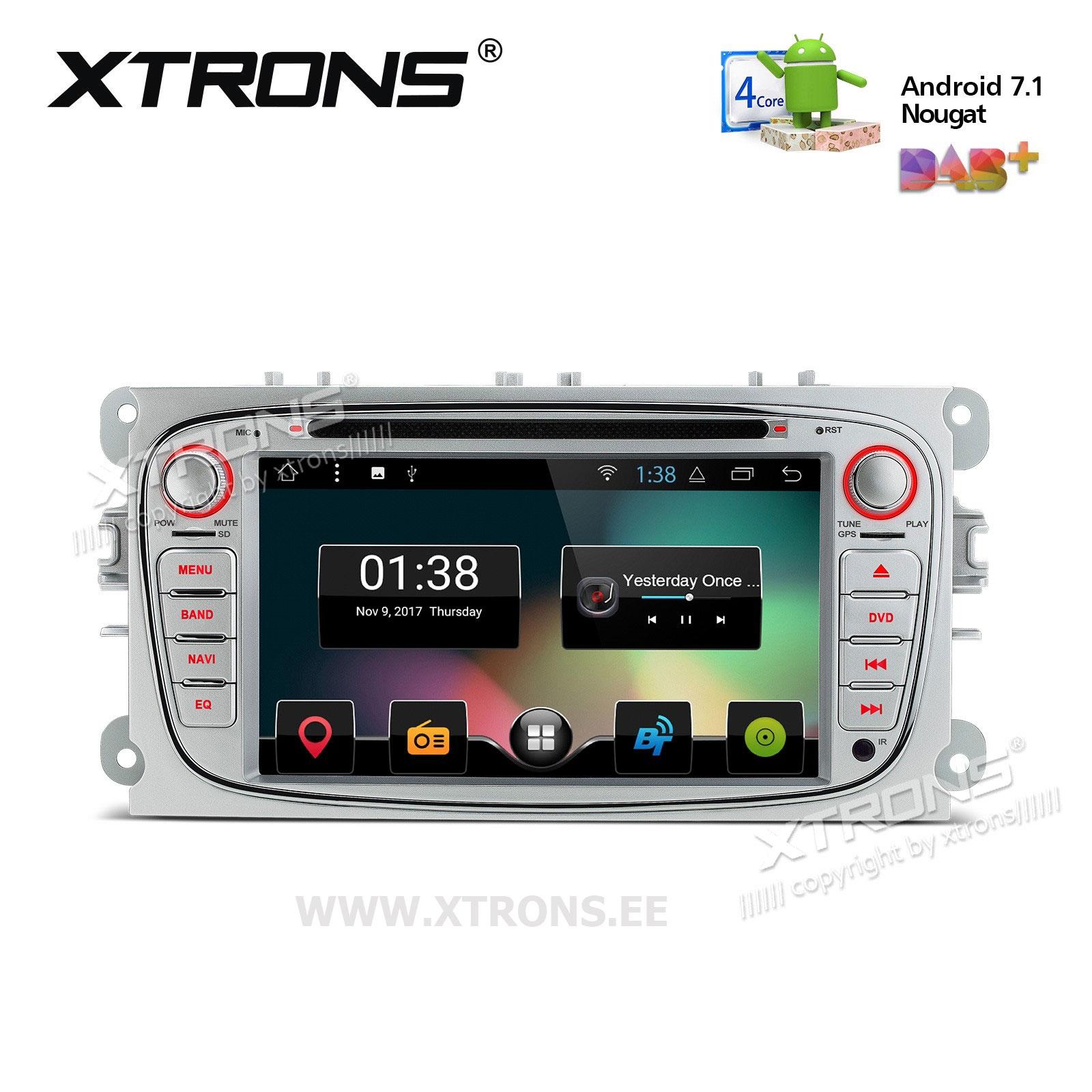 XTRONS PCD77FSF-S