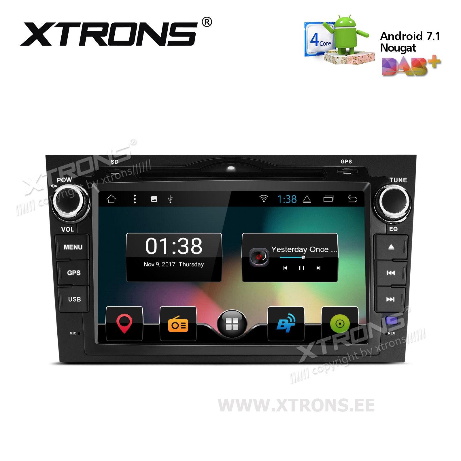 XTRONS PCD87CVH