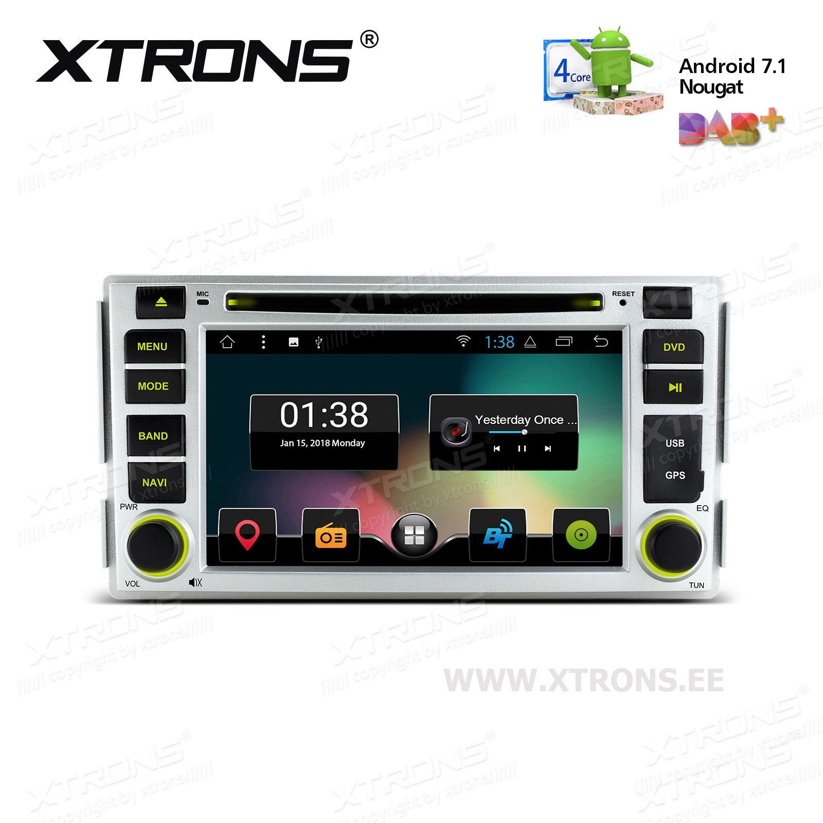XTRONS PCD67SFHX