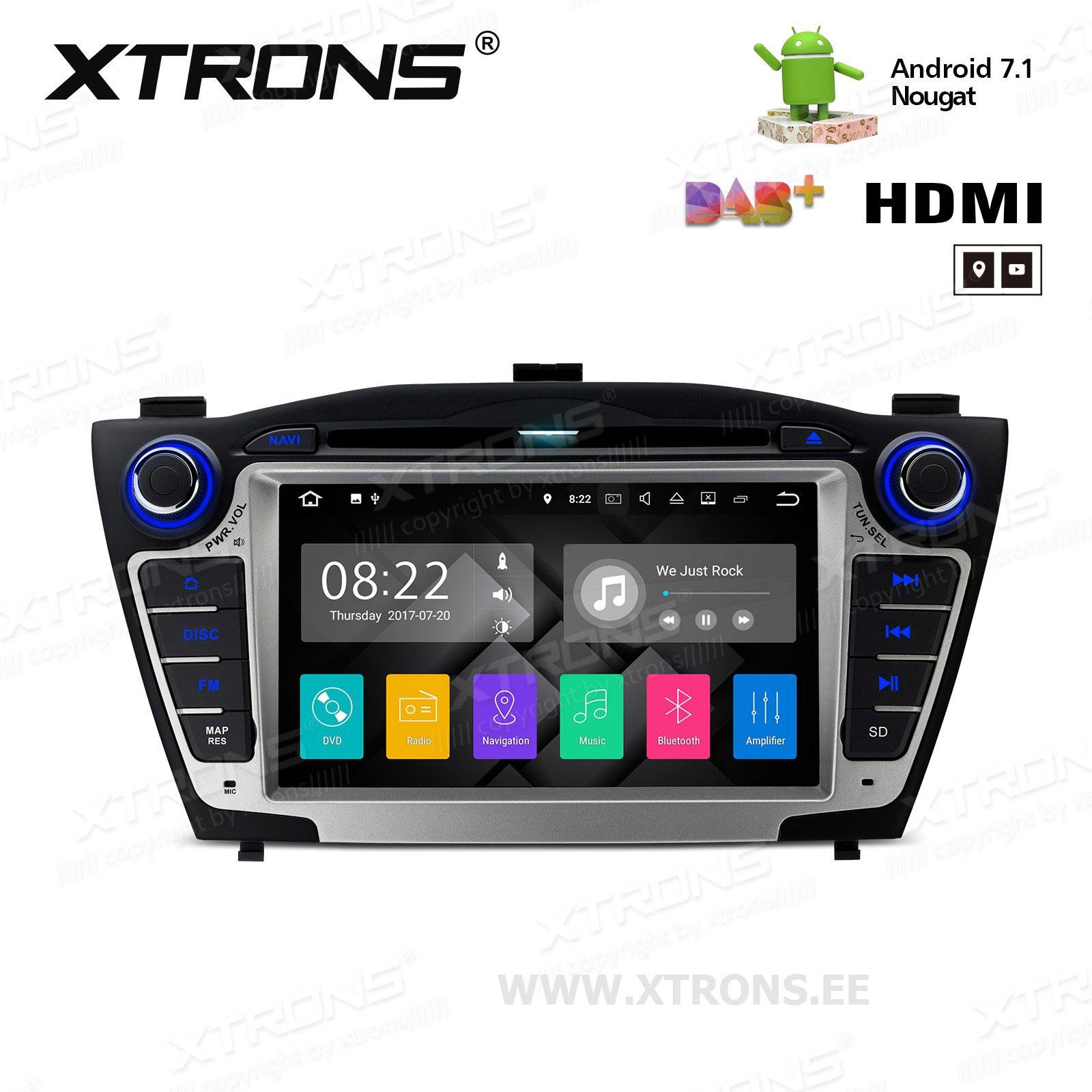 XTRONS PA7735HP
