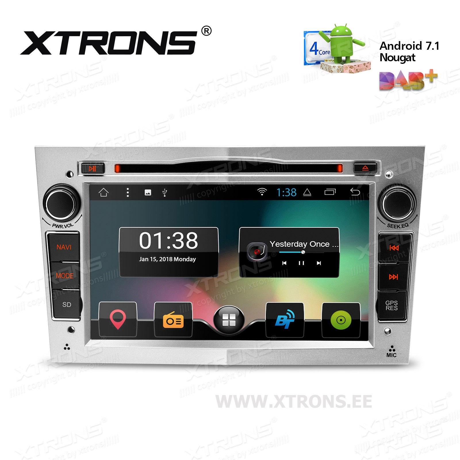 XTRONS PCD77OLO-S