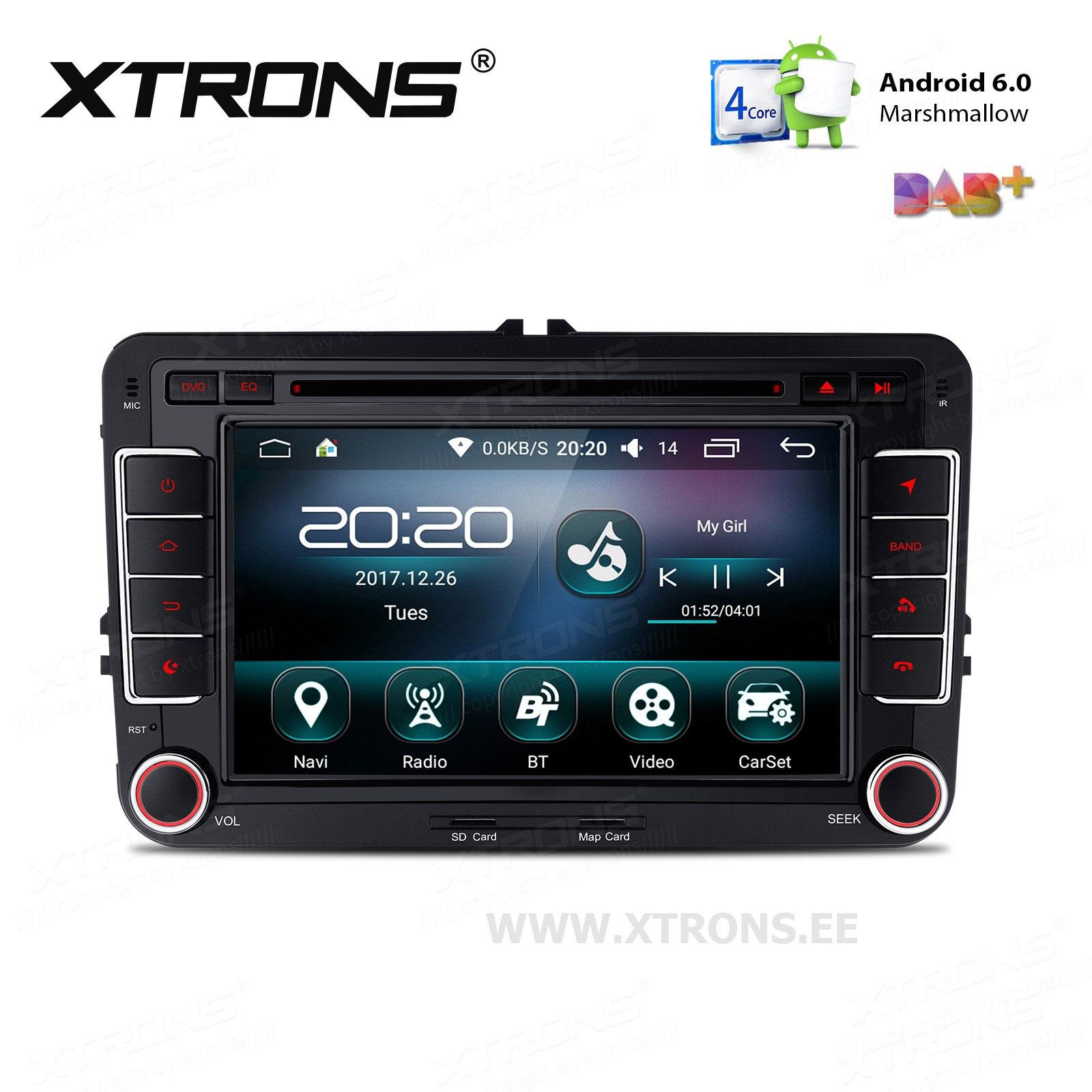 XTRONS PS76MTV