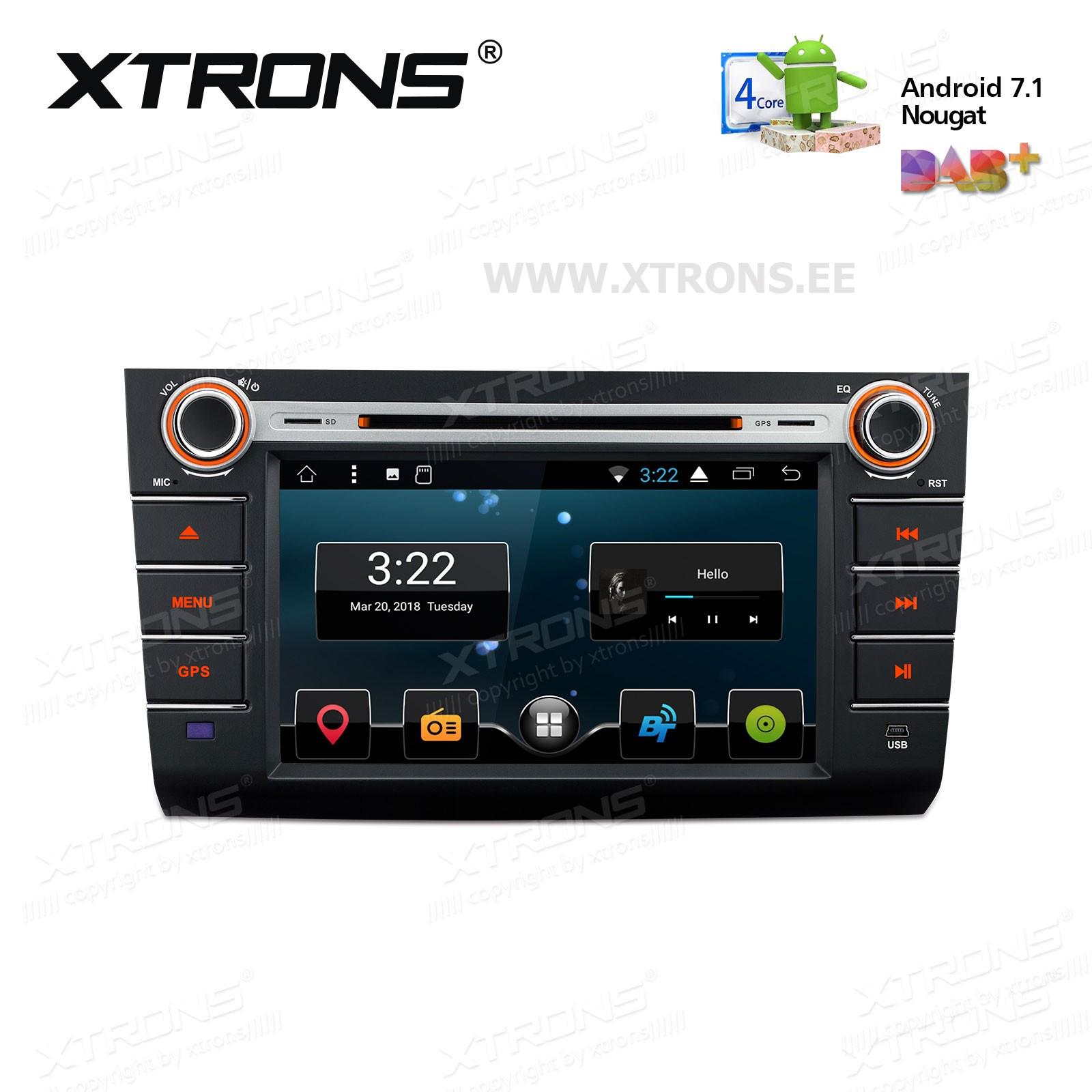XTRONS PCD87SZK