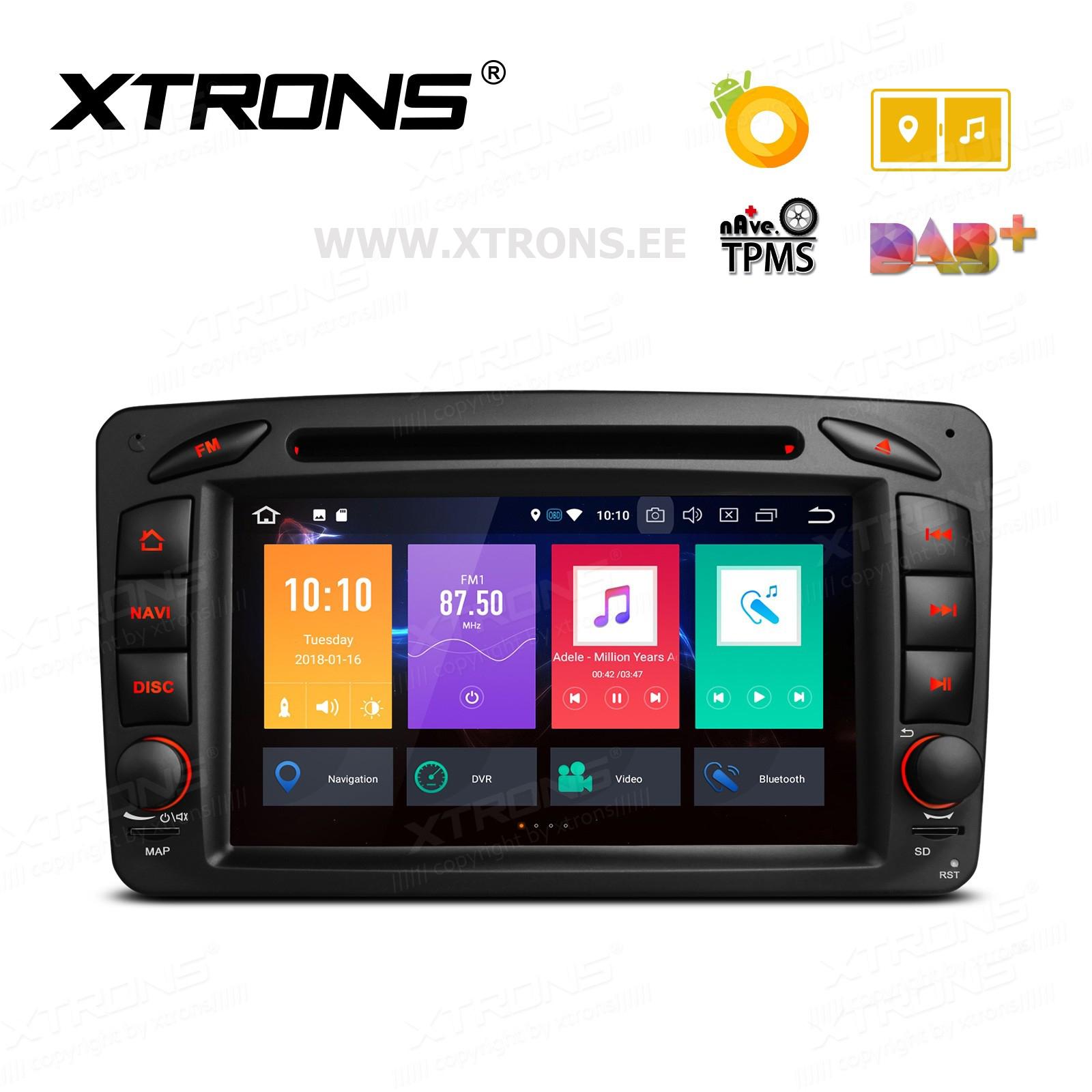 XTRONS PB78M203P