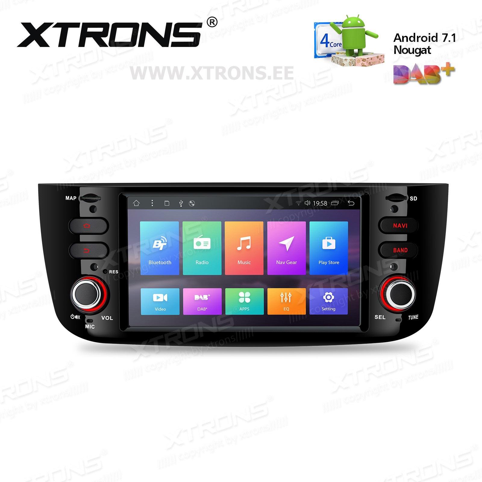 XTRONS PCD67GPFL