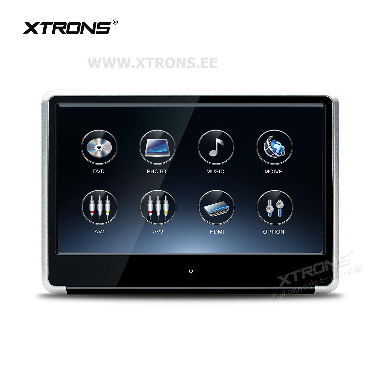 XTRONS HD121THDS