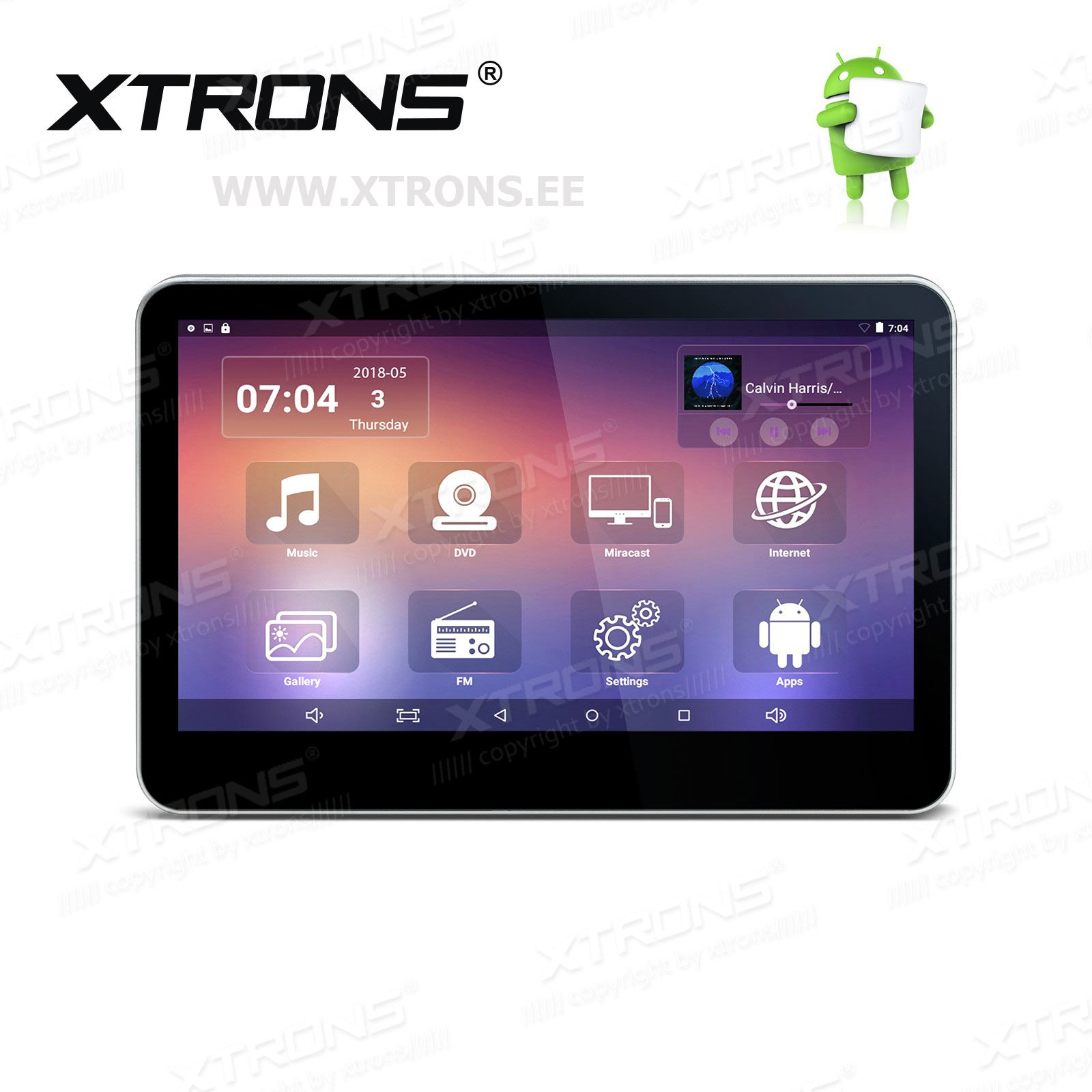 XTRONS HD13AS