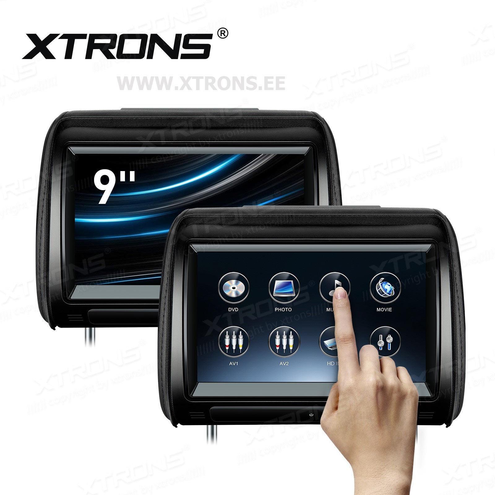 XTRONS HD928THD