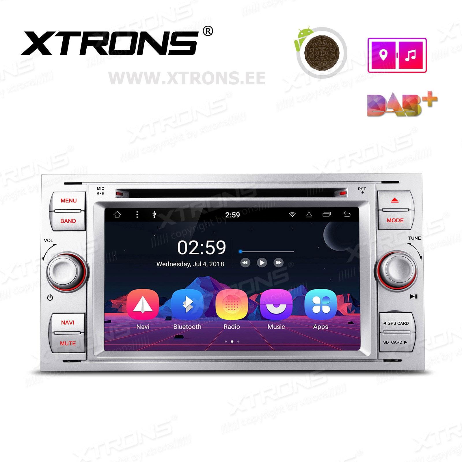 XTRONS PR78QSF-S