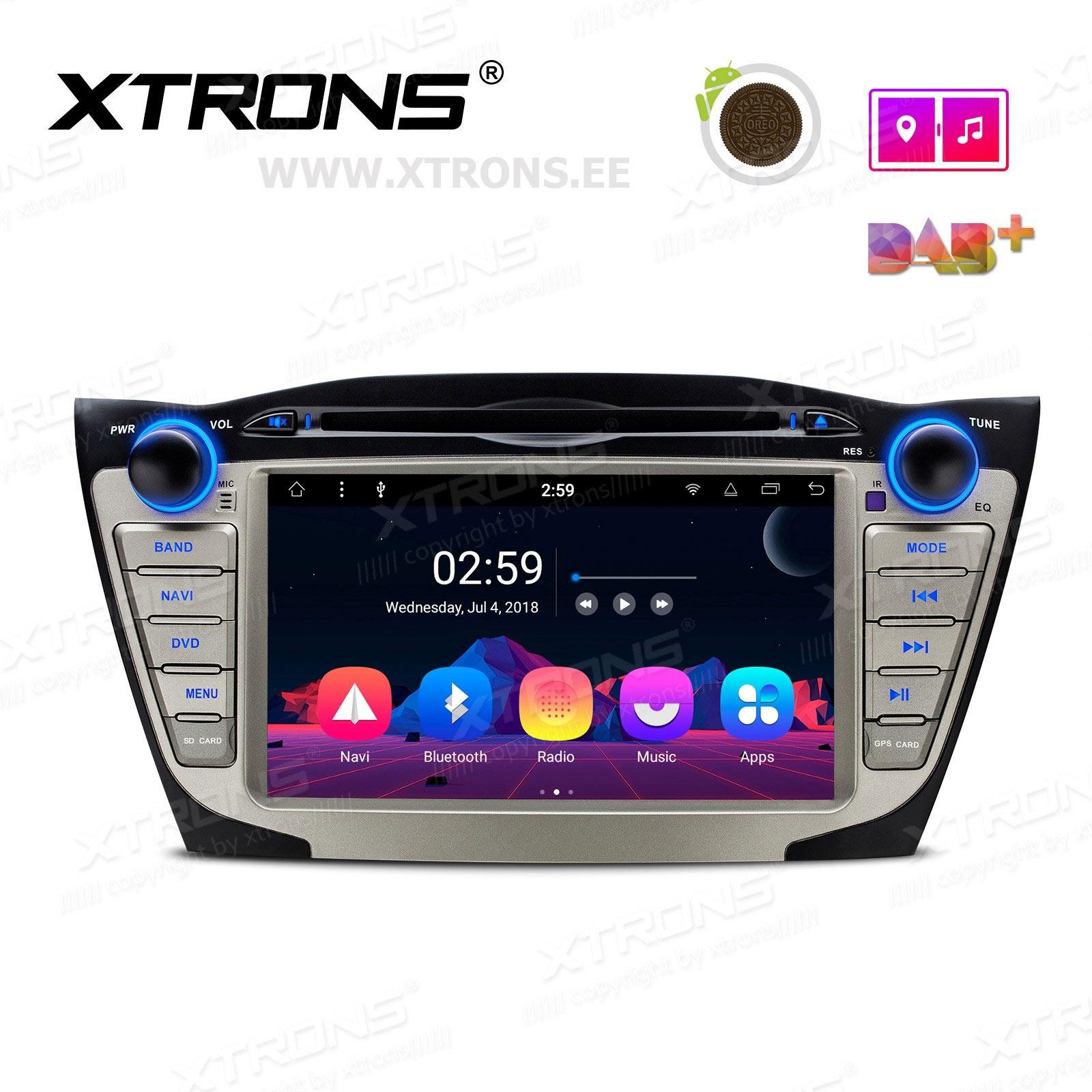 XTRONS PR7835H