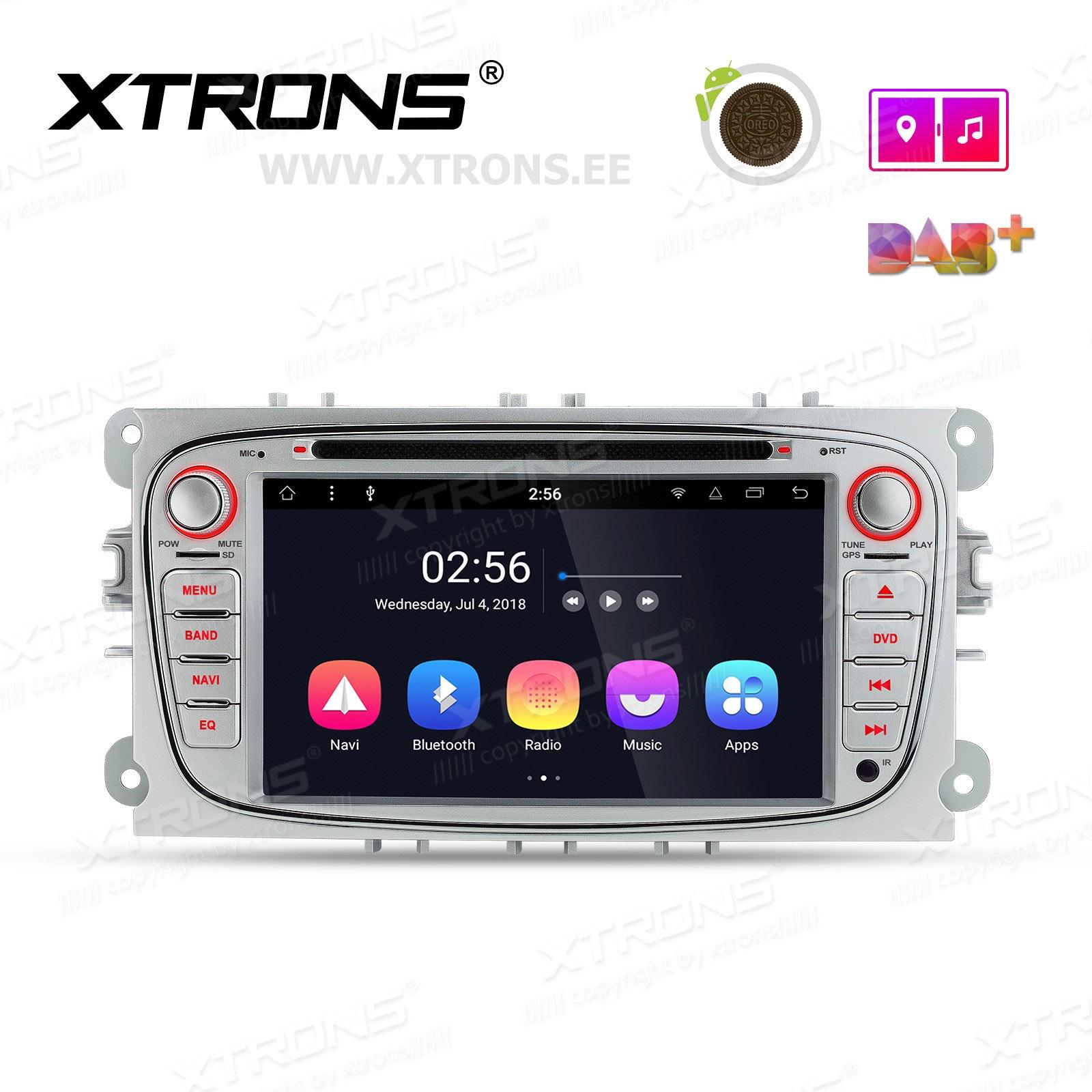 XTRONS PR78FSF-S