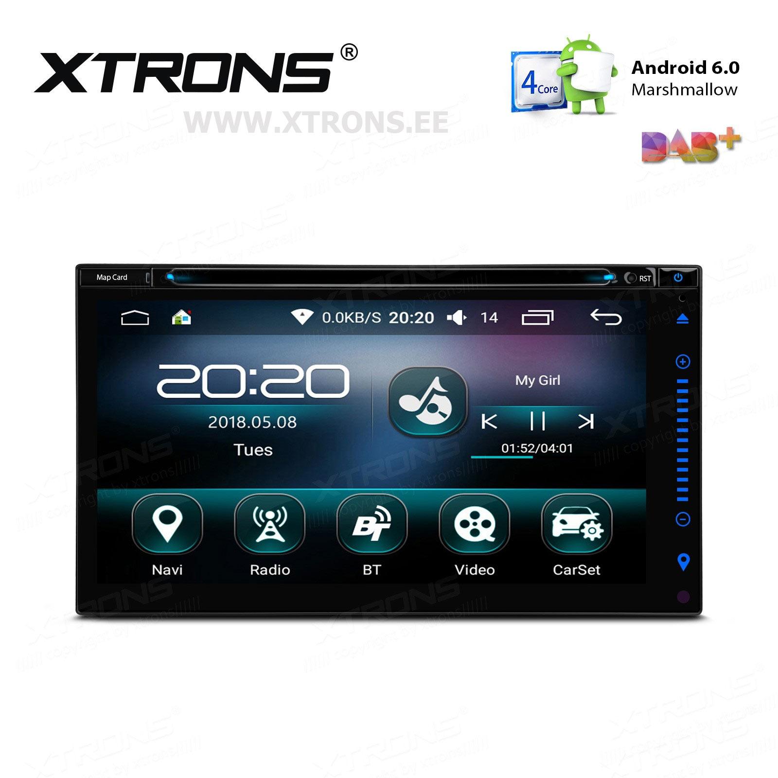 XTRONS TS696