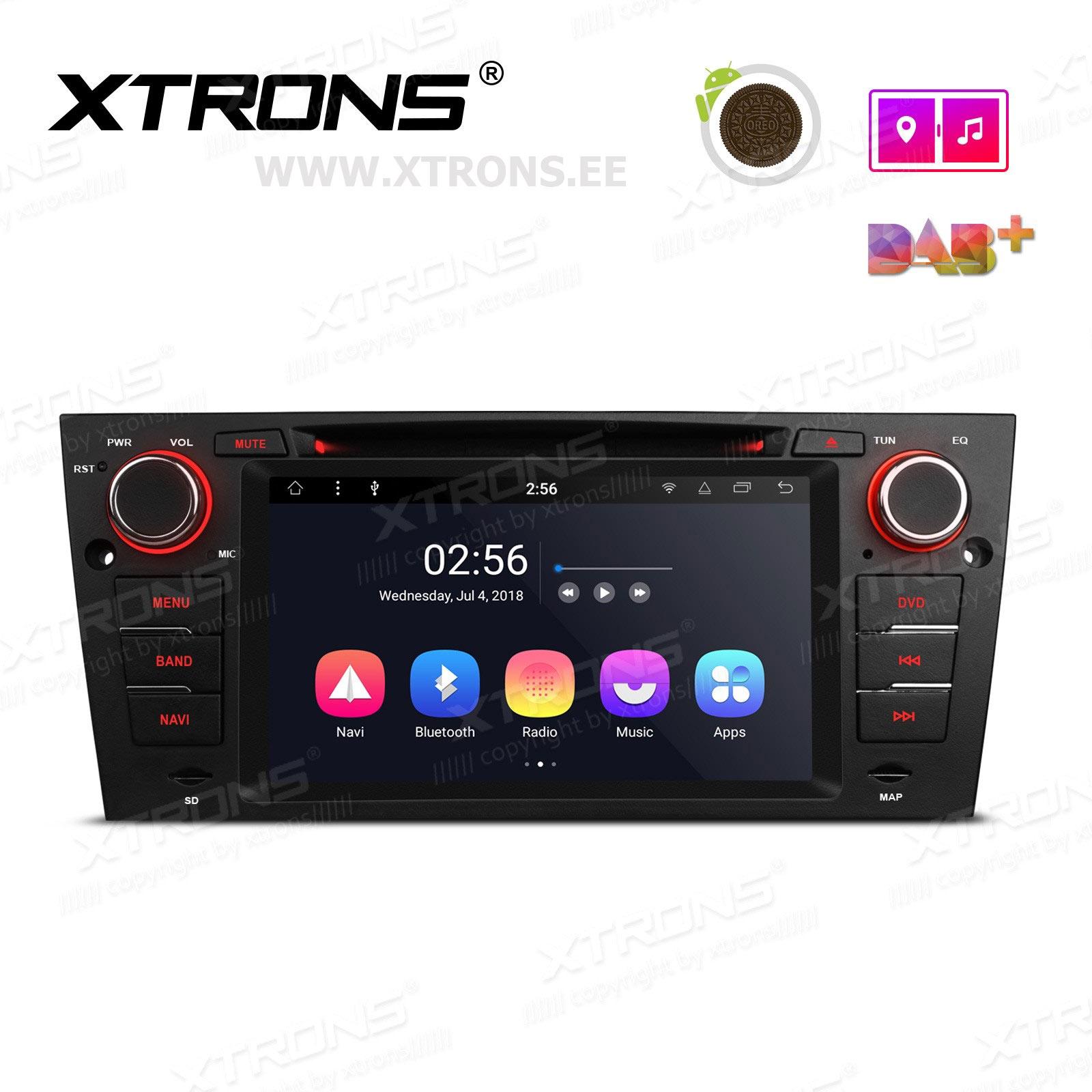 XTRONS PR7890B