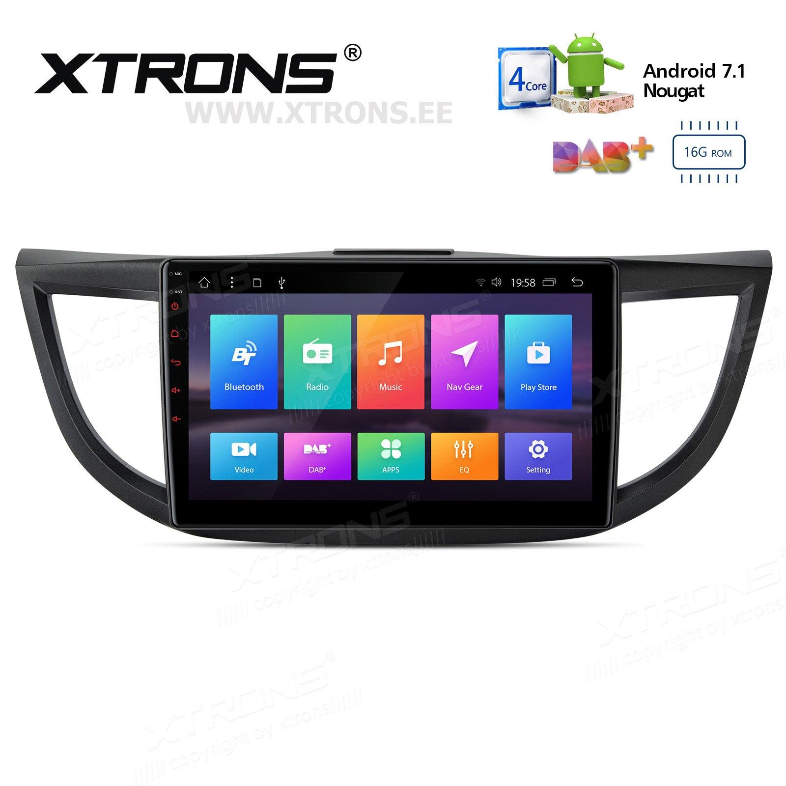 XTRONS PCD17CVHL