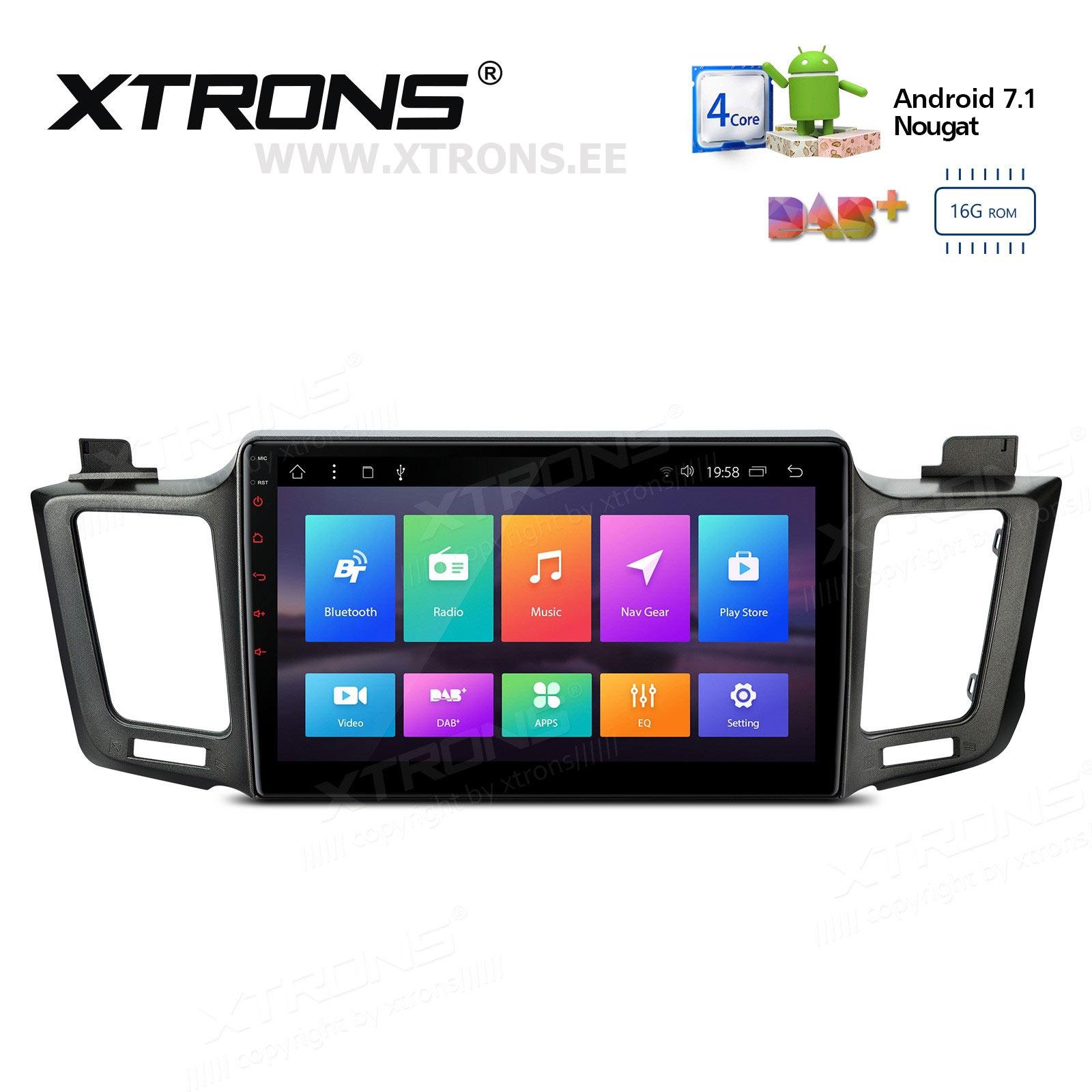 XTRONS PCD17RVTL