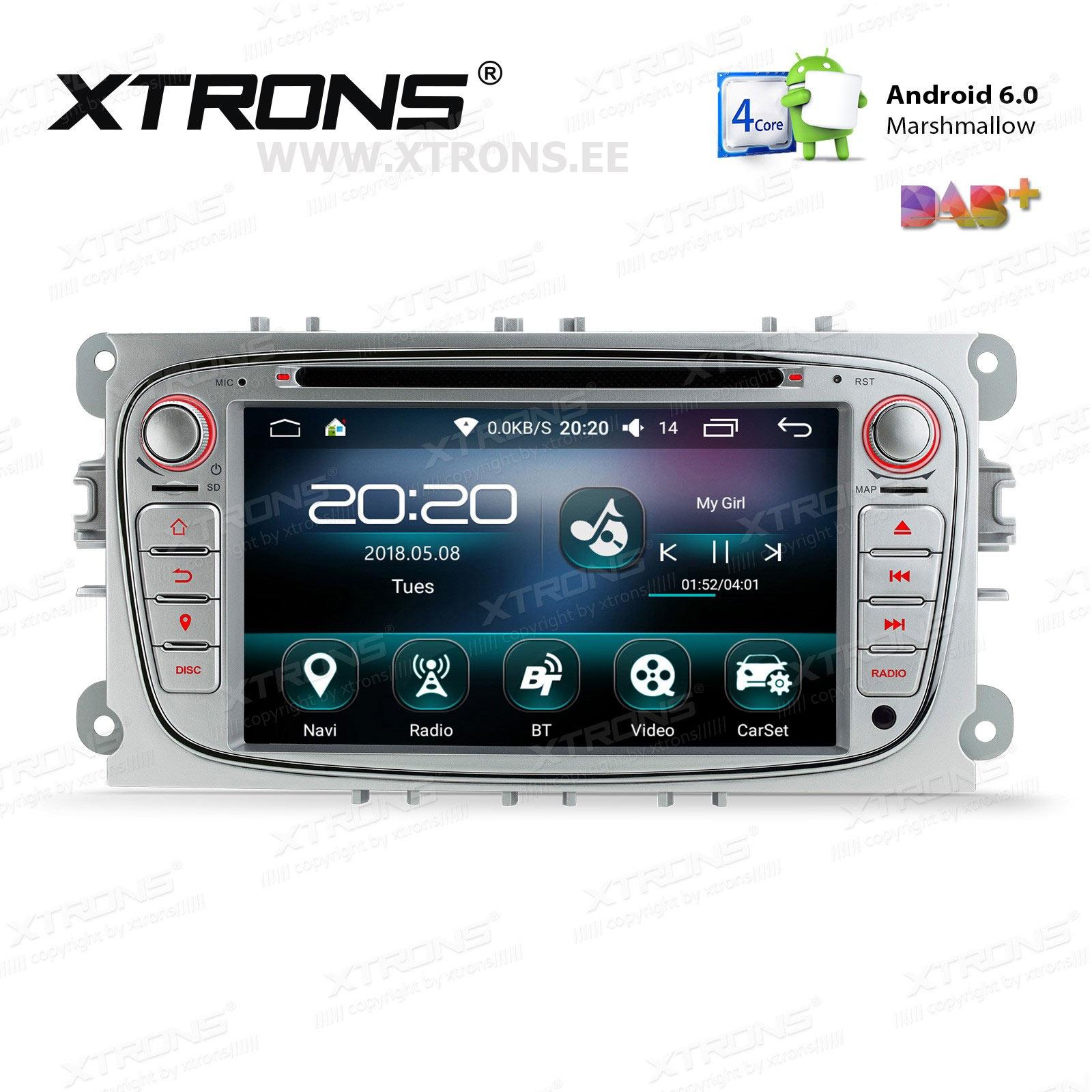 XTRONS PS76FSF-S