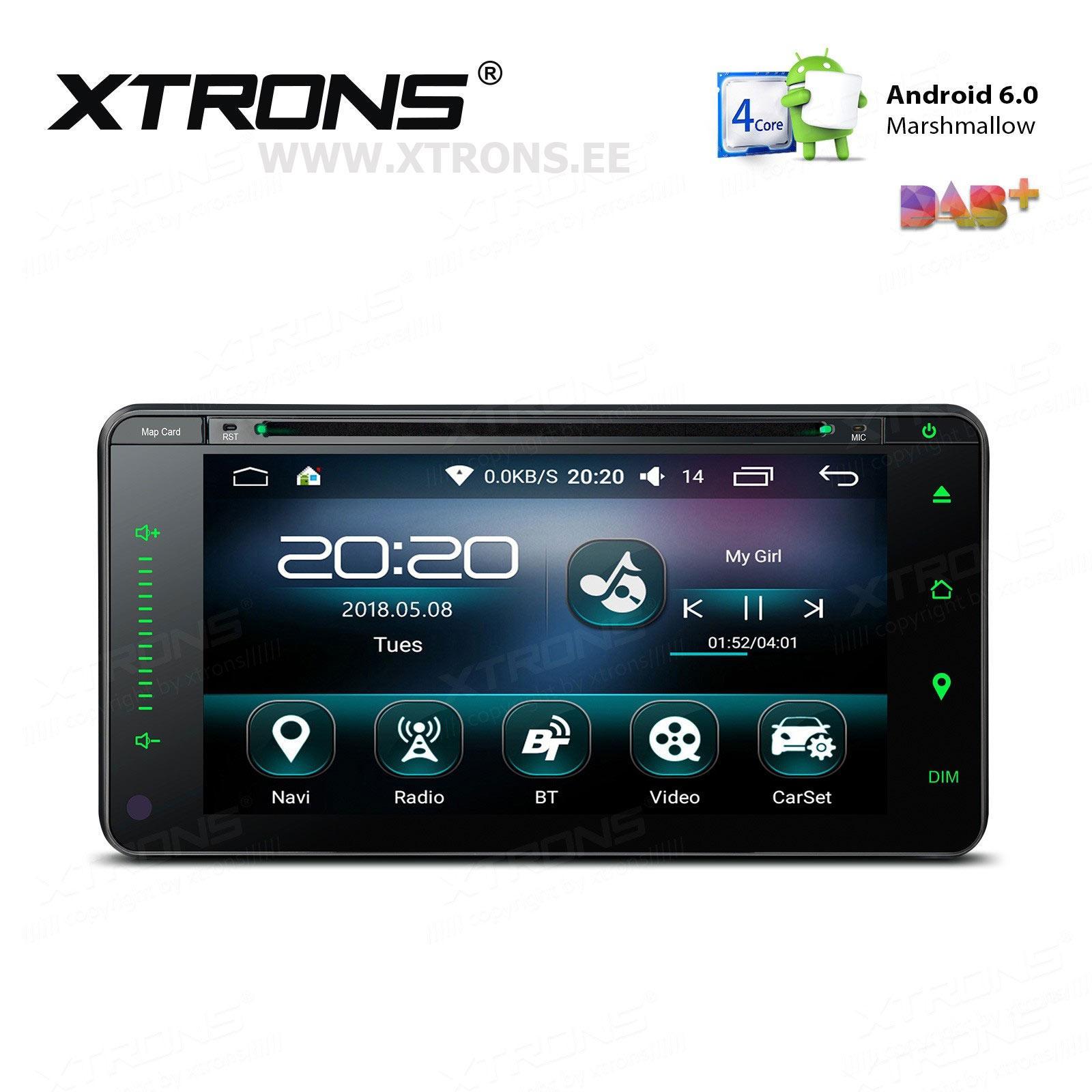 XTRONS PS66HGT