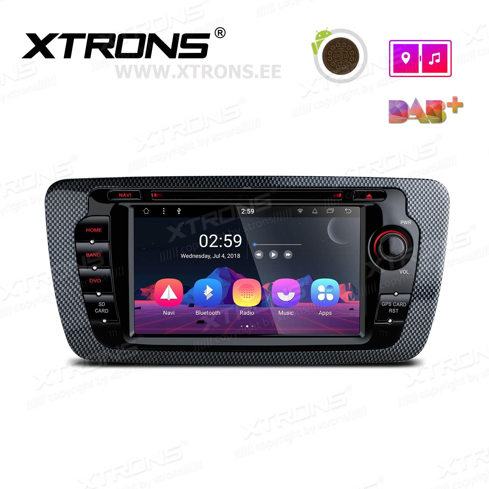 XTRONS PR78IBS
