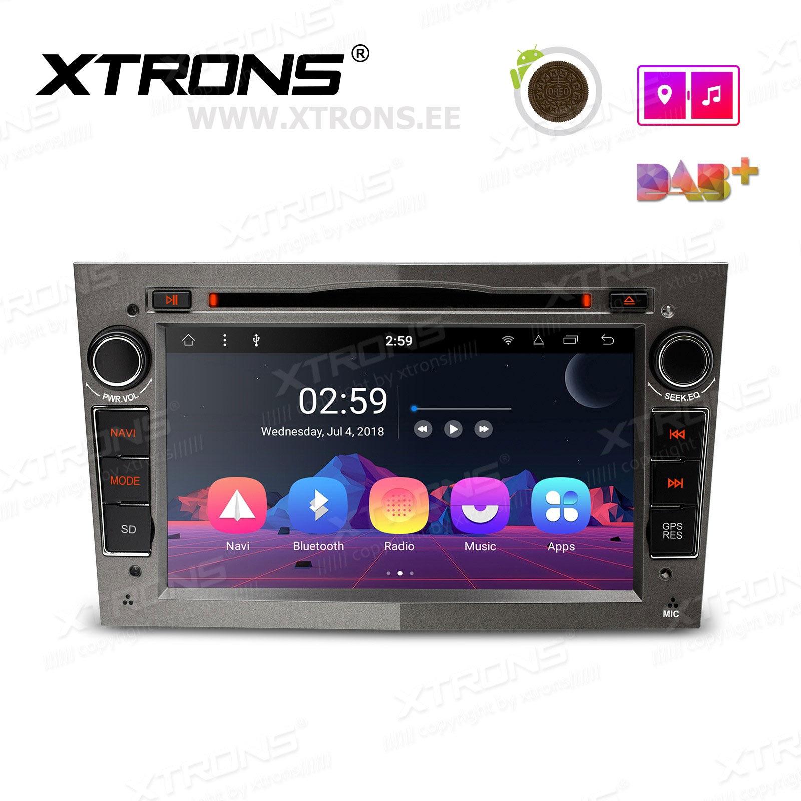 XTRONS PR78OLO-B