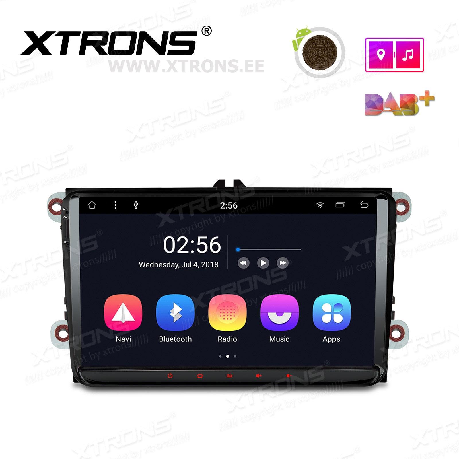 XTRONS PR98MTVL
