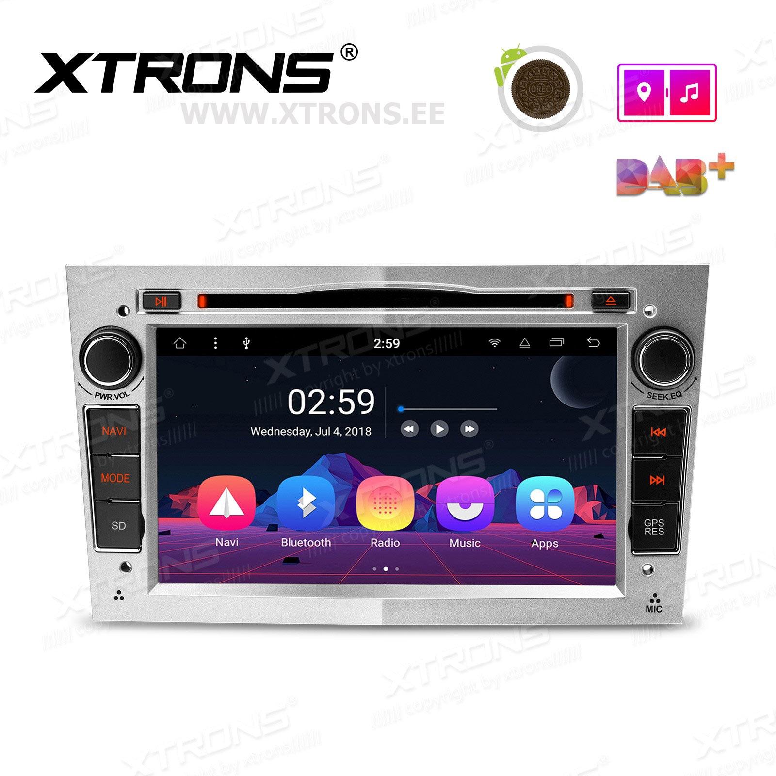 XTRONS PR78OLO-S