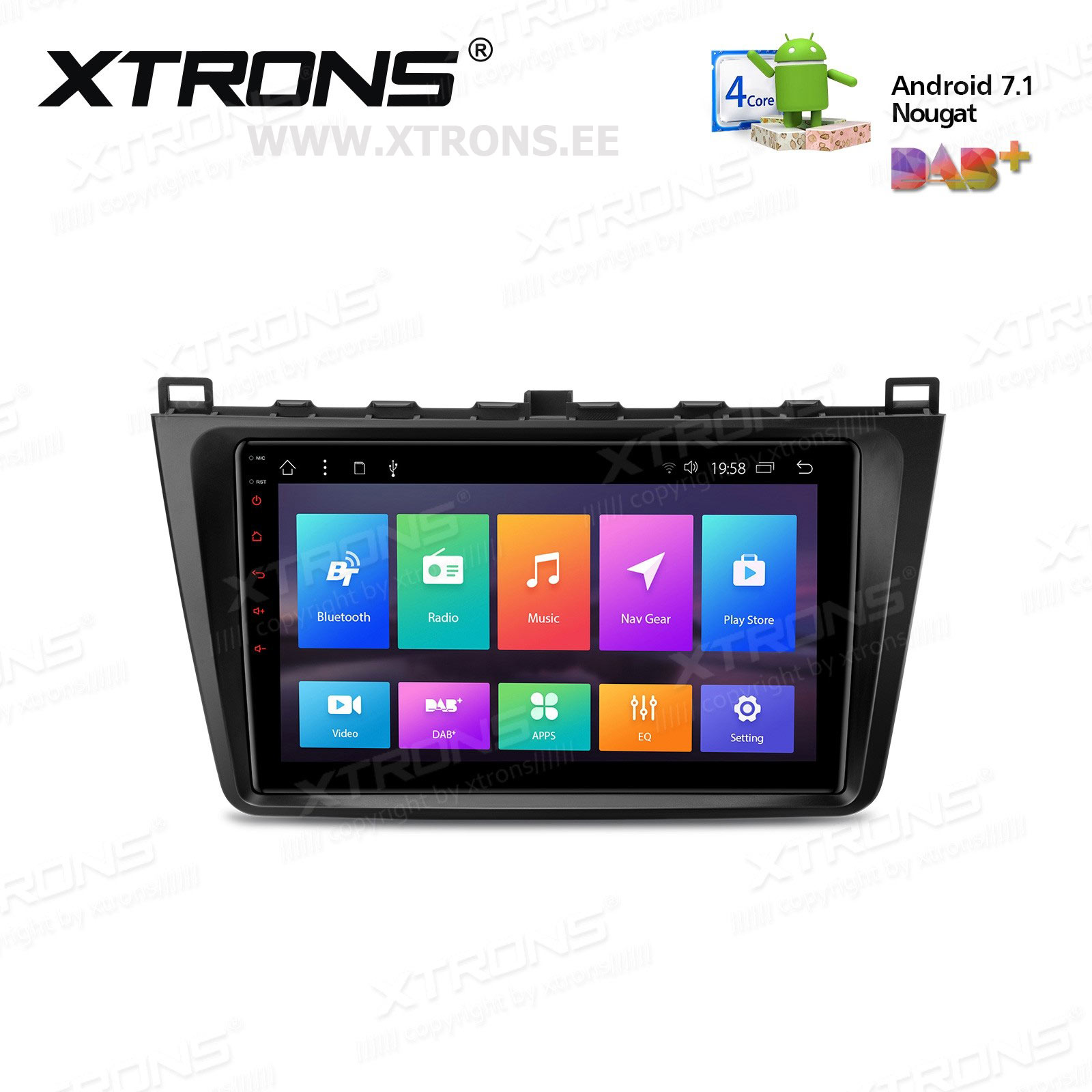 XTRONS PCD97M6ML