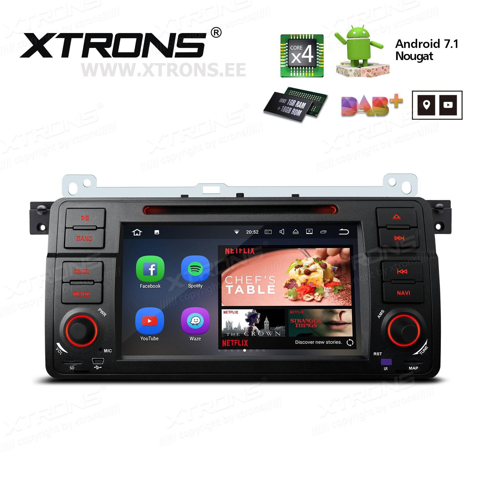XTRONS PP7746B