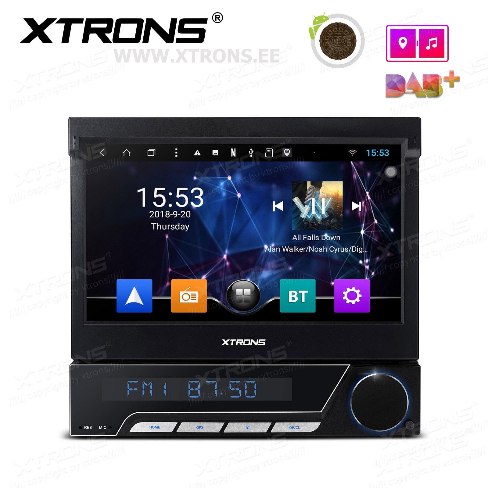 XTRONS D781A
