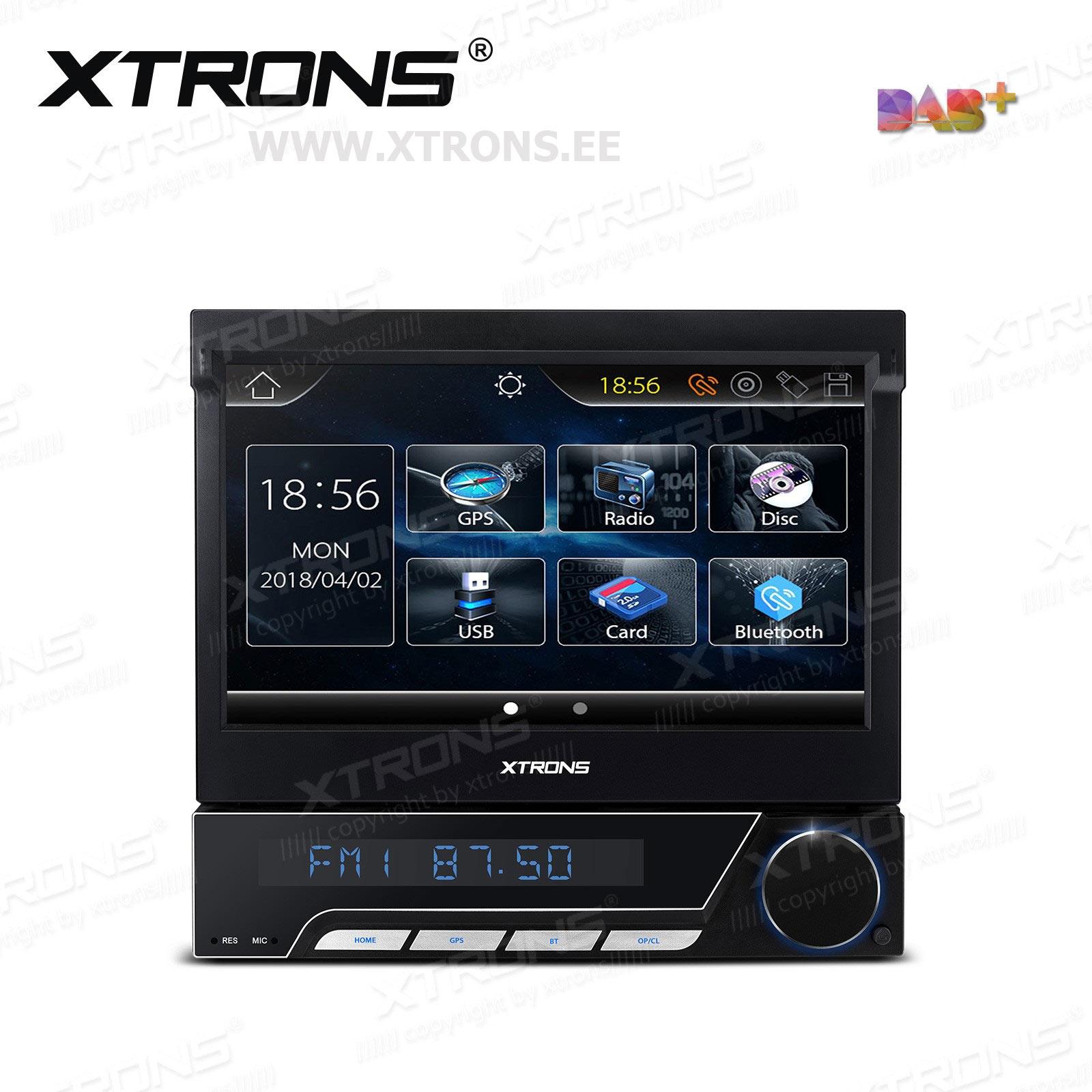 XTRONS D771GDAB