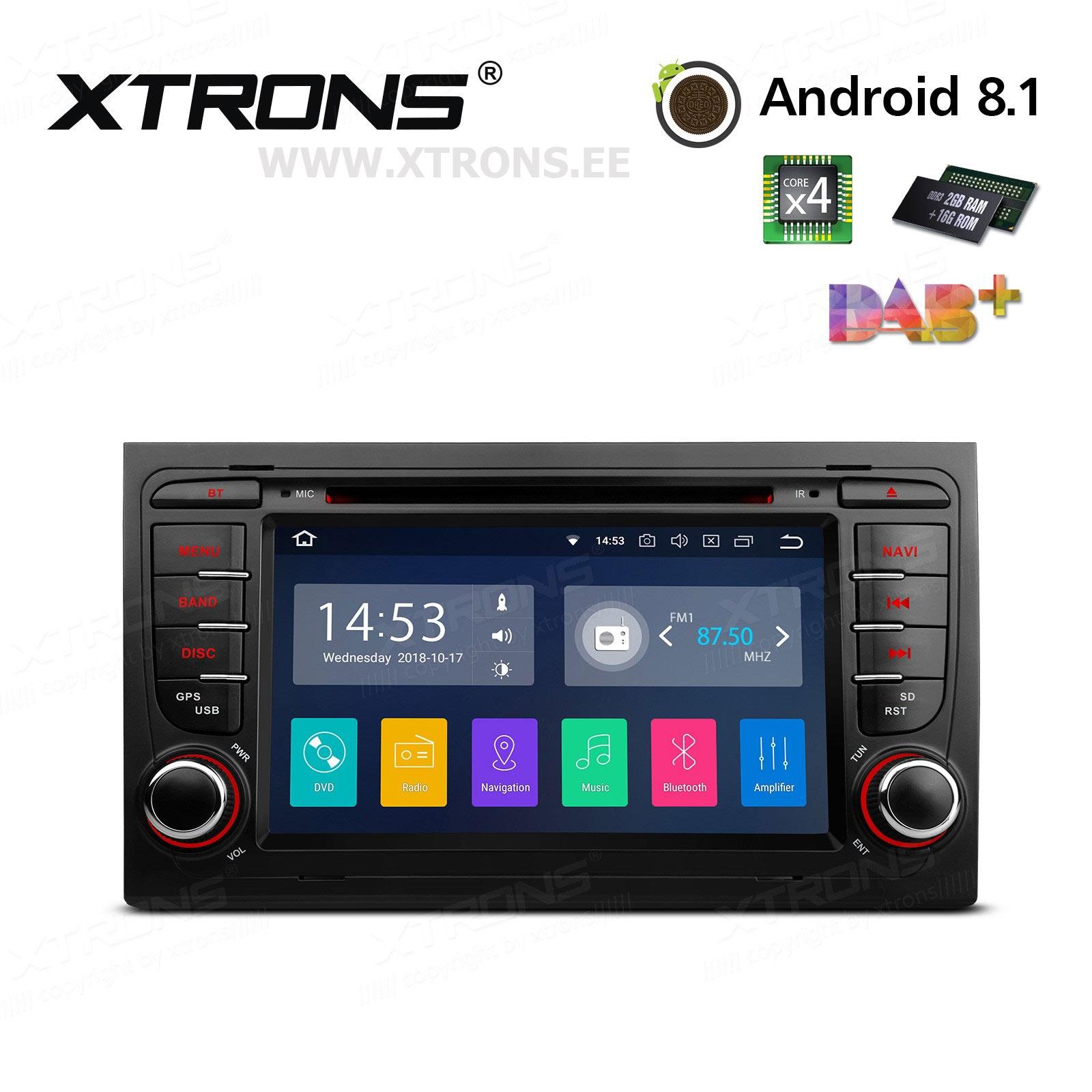 XTRONS PA78AA4IP