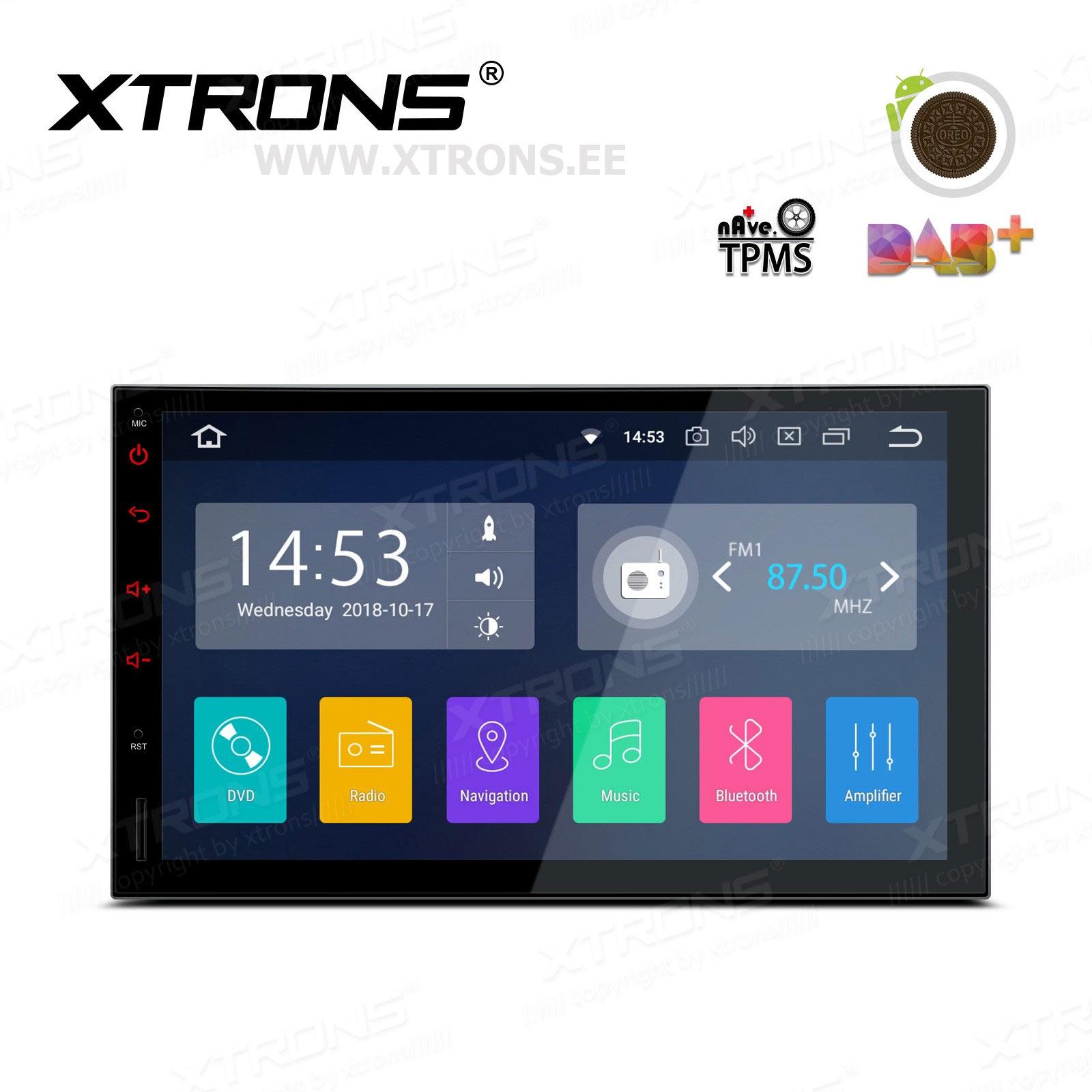 XTRONS TA708PIL