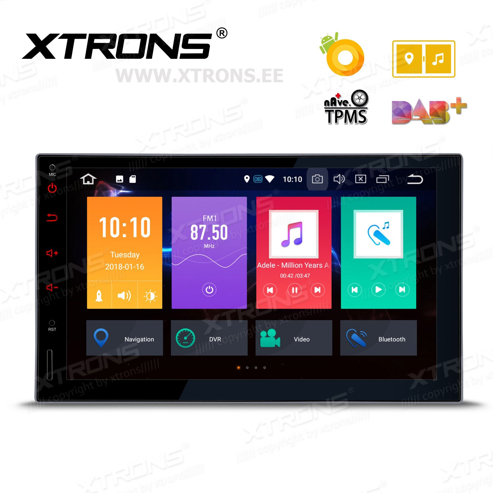 XTRONS TB708PL