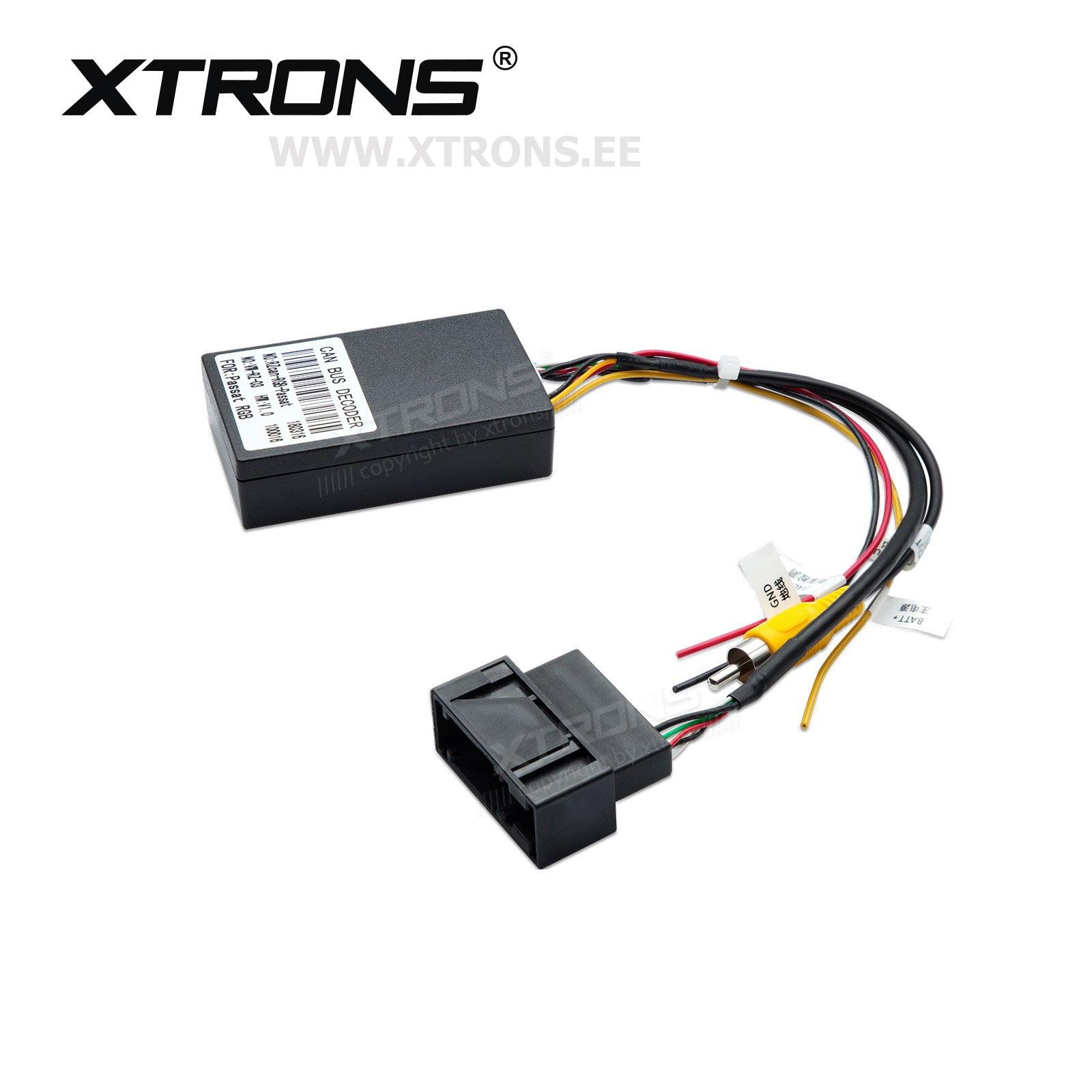 XTRONS CAMDCV01