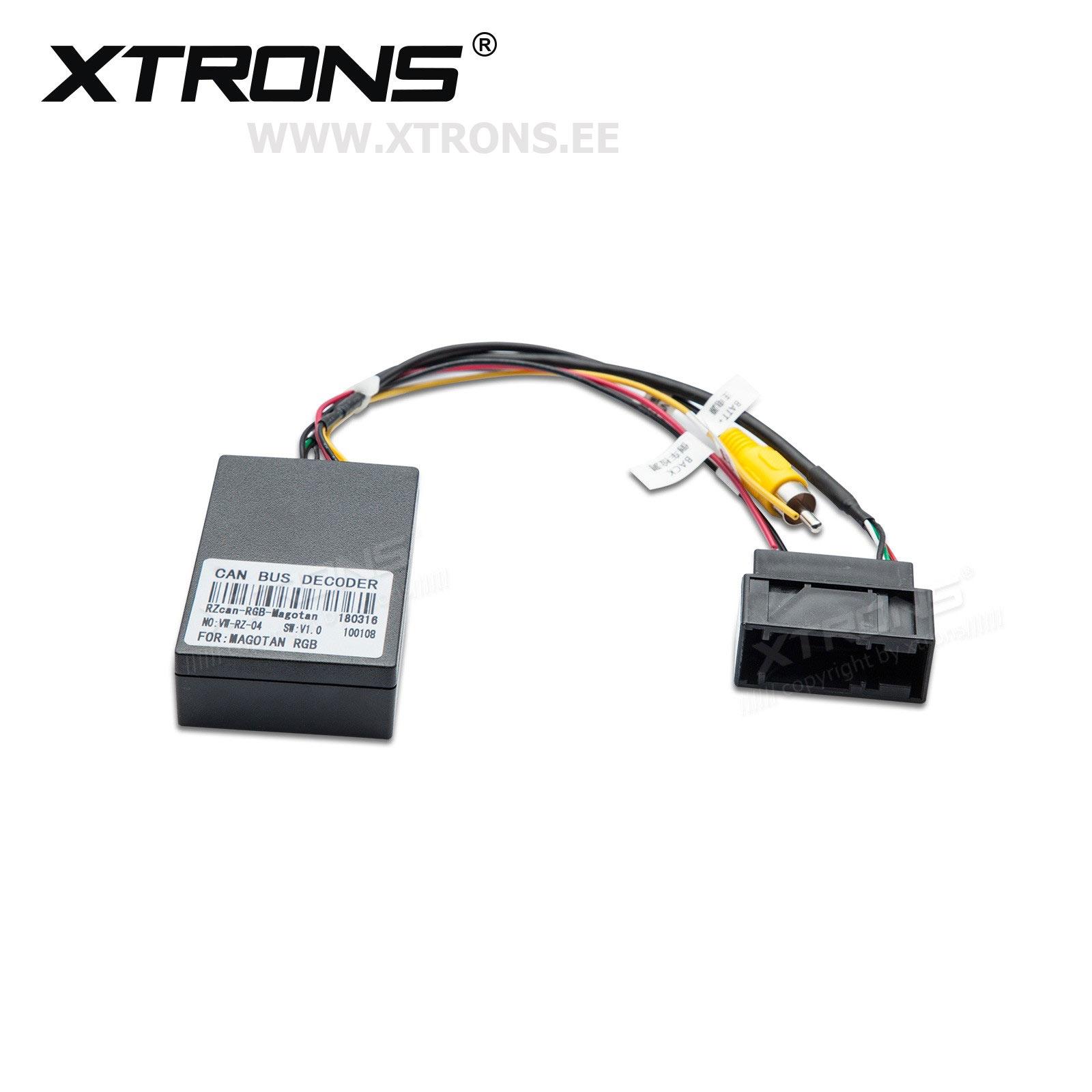 XTRONS CAMDCV02