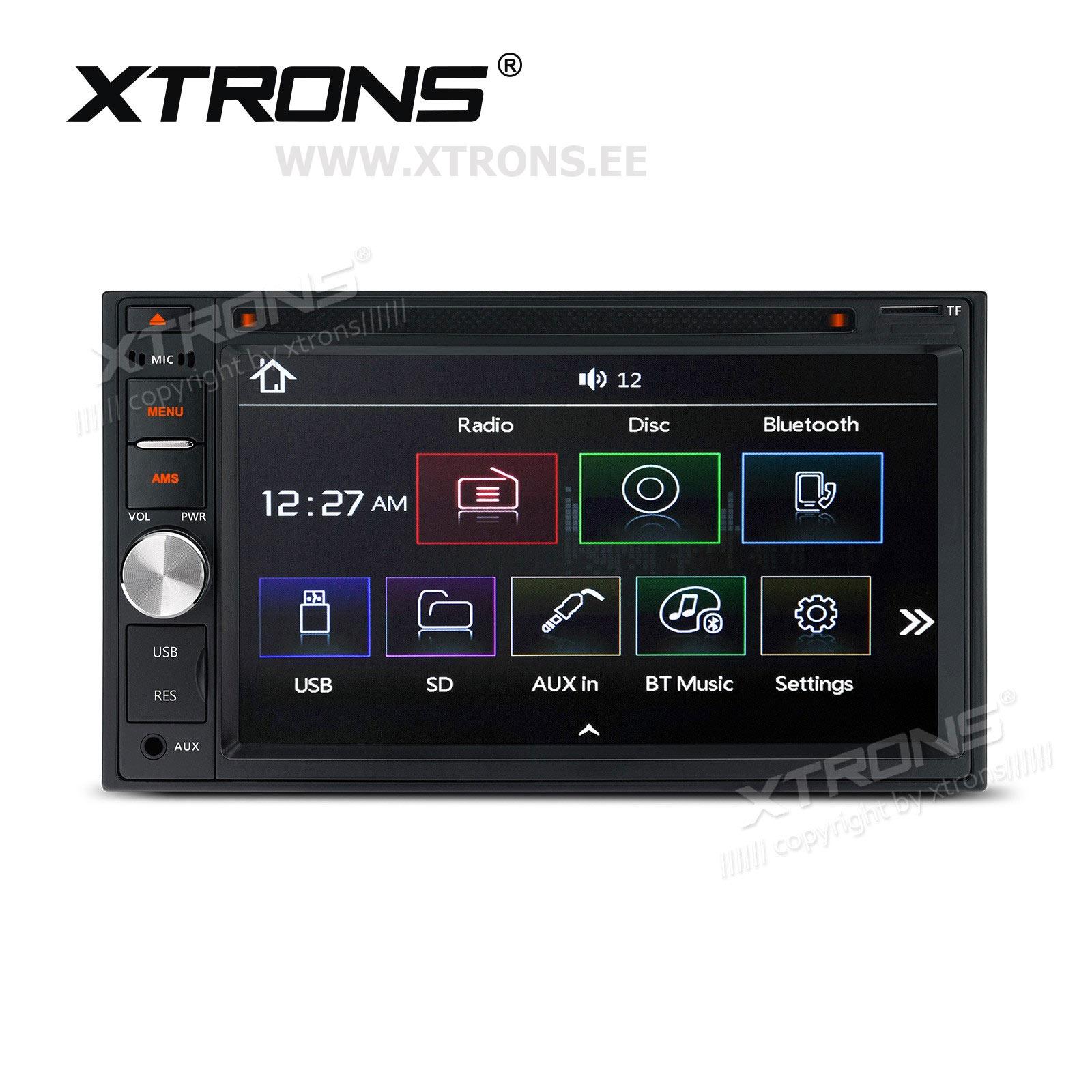 XTRONS TD6231