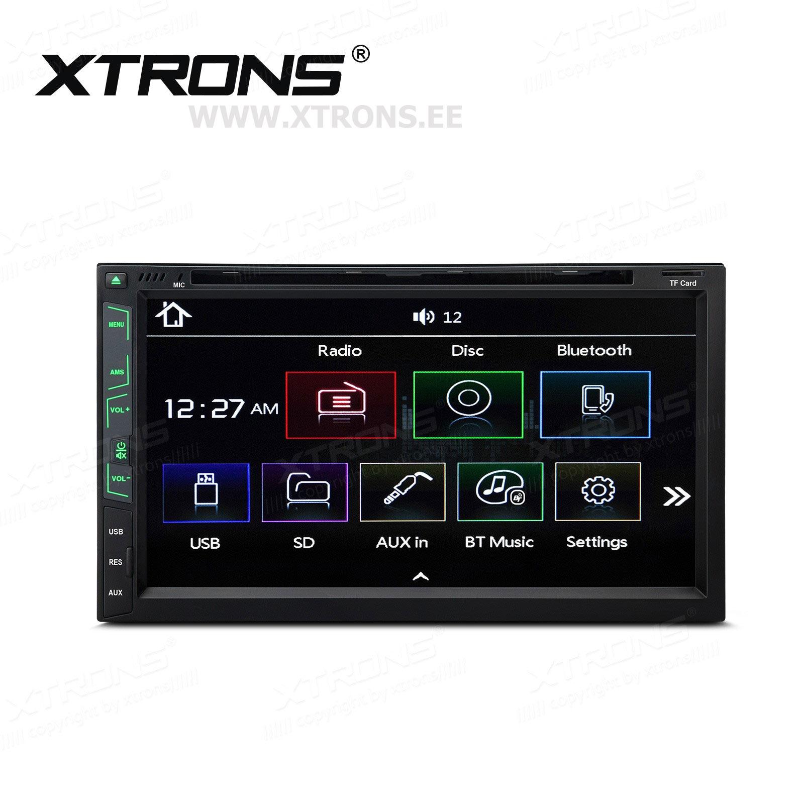 XTRONS TD6931