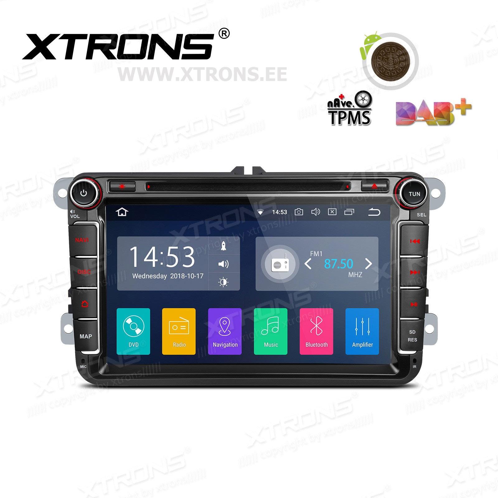 XTRONS PA88UNVIP