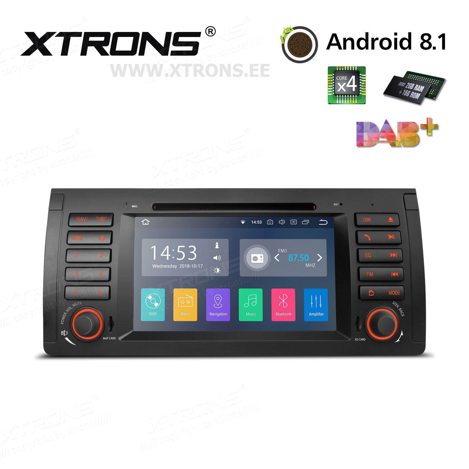 XTRONS PA7853BIP