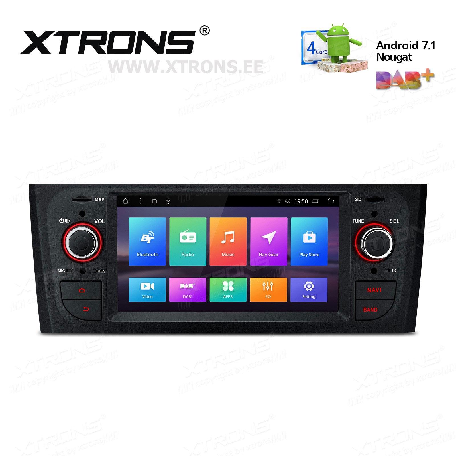 XTRONS PCD67PTFL