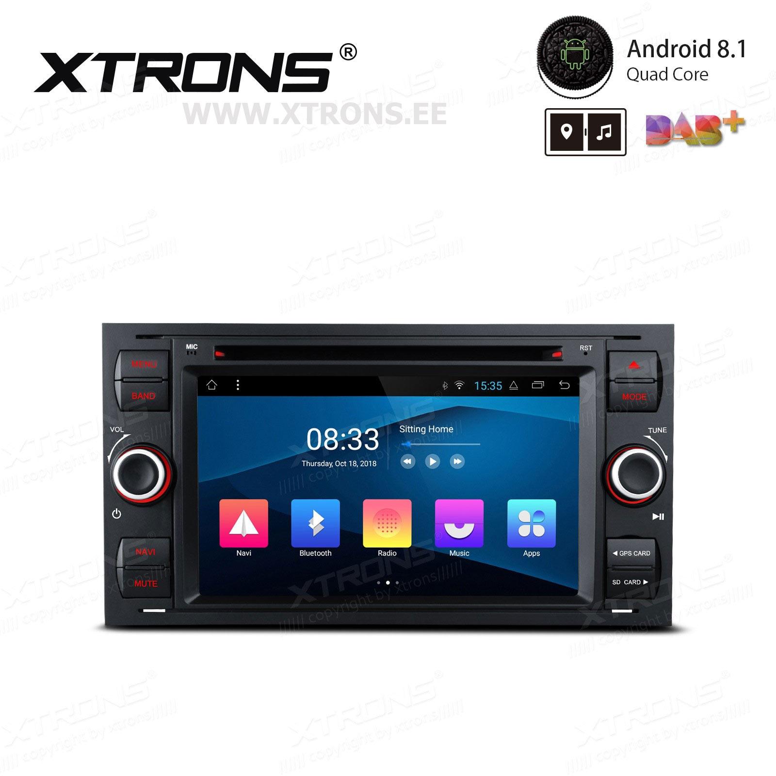 XTRONS PC78QSF-B